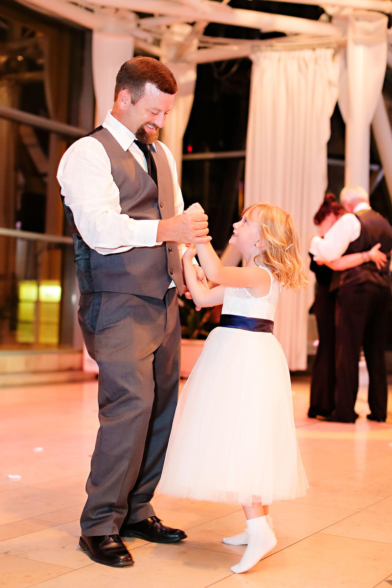 Erin John Artsgarden Indianapolis Wedding 358