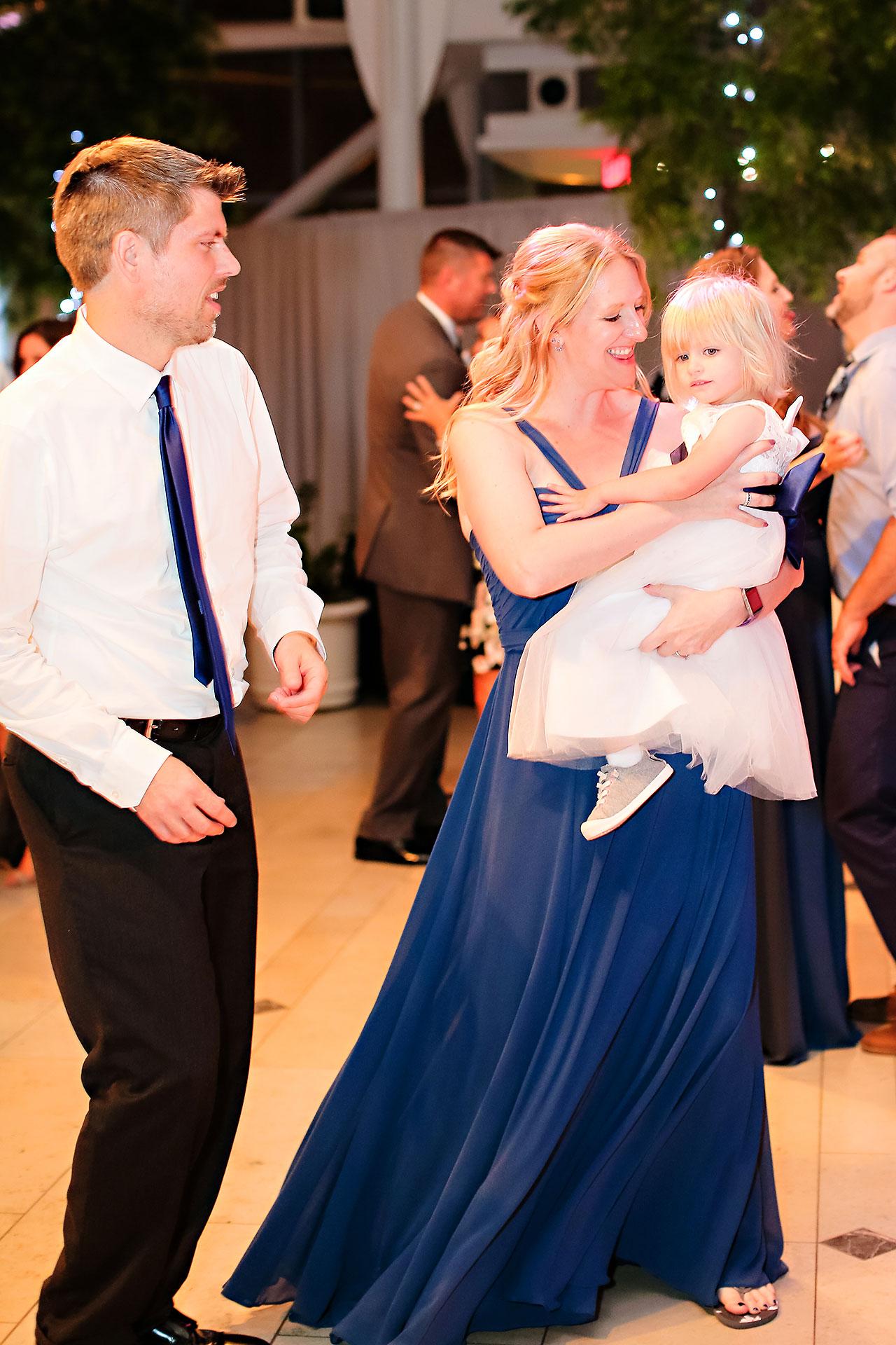 Erin John Artsgarden Indianapolis Wedding 352