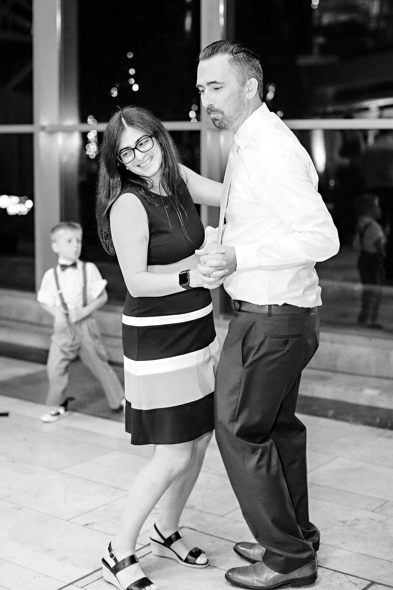 Erin John Artsgarden Indianapolis Wedding 351