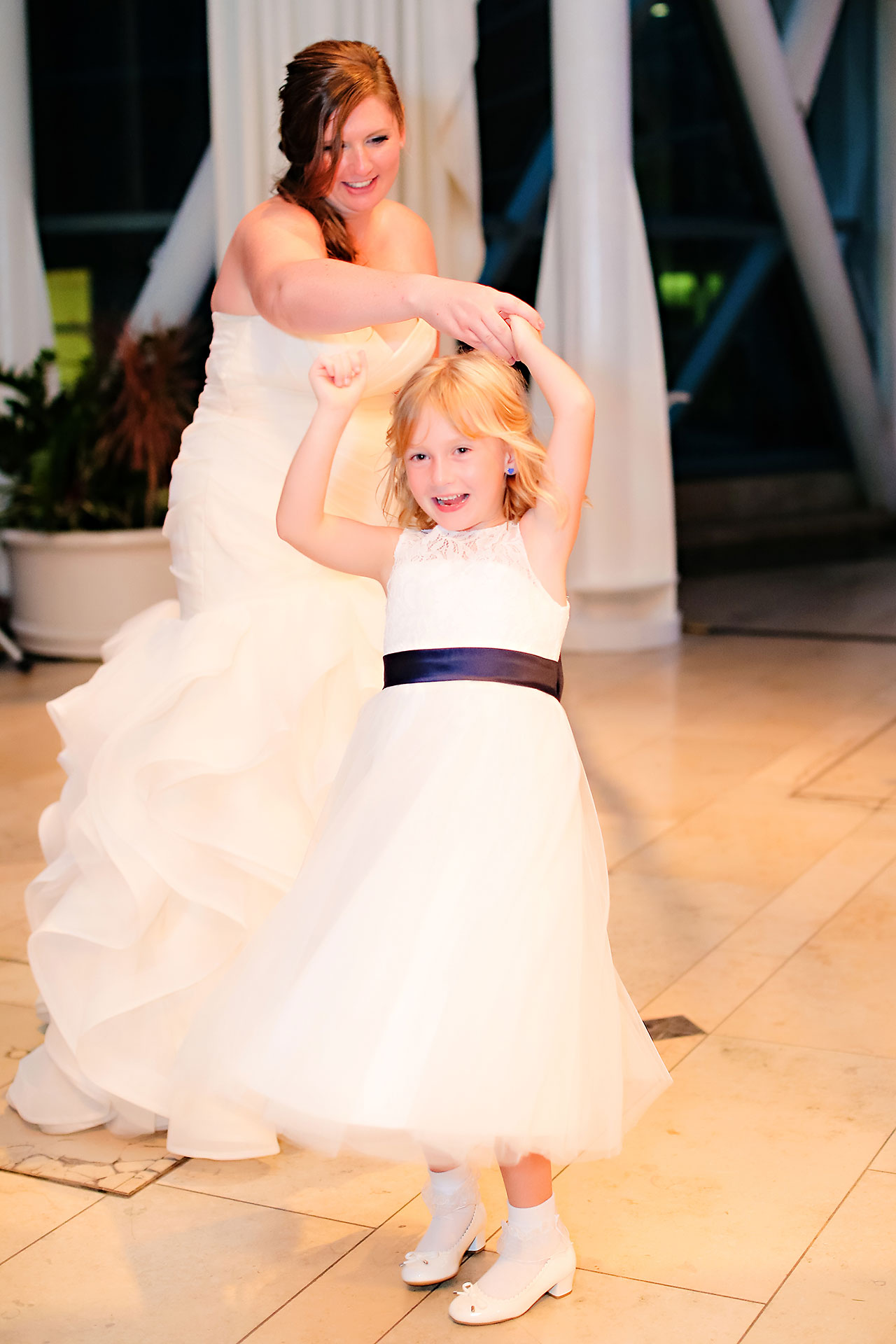 Erin John Artsgarden Indianapolis Wedding 348