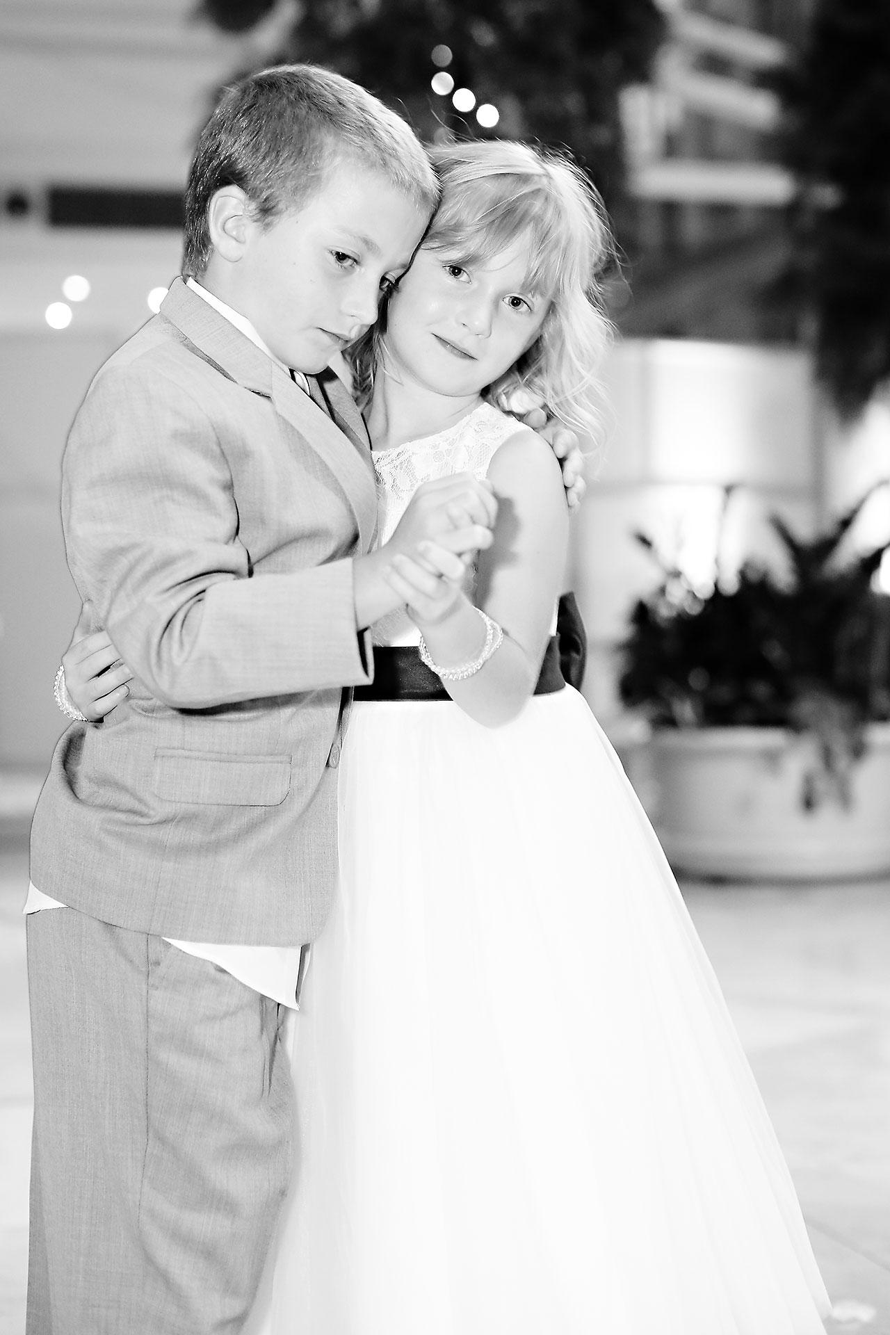 Erin John Artsgarden Indianapolis Wedding 347