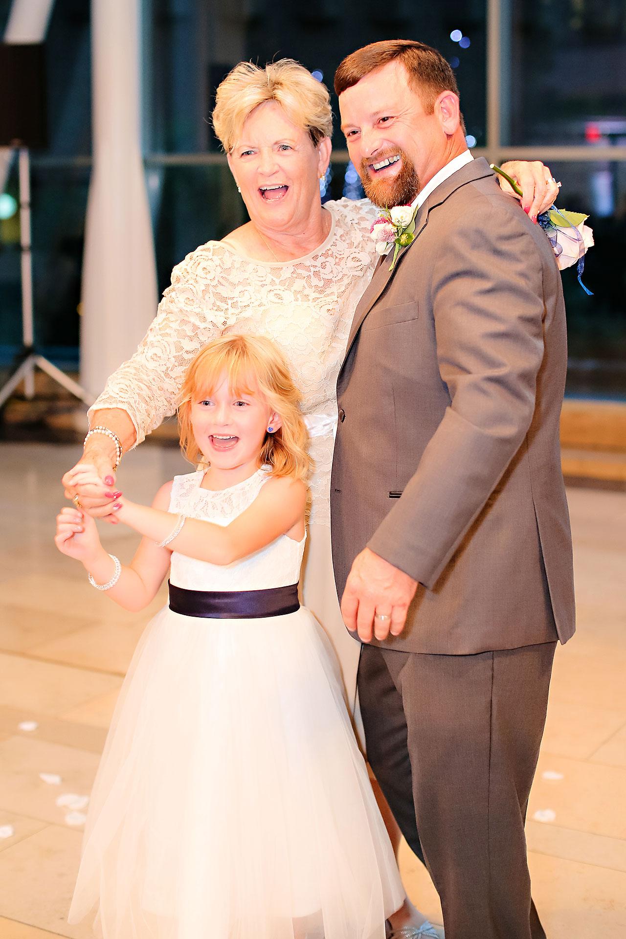 Erin John Artsgarden Indianapolis Wedding 343