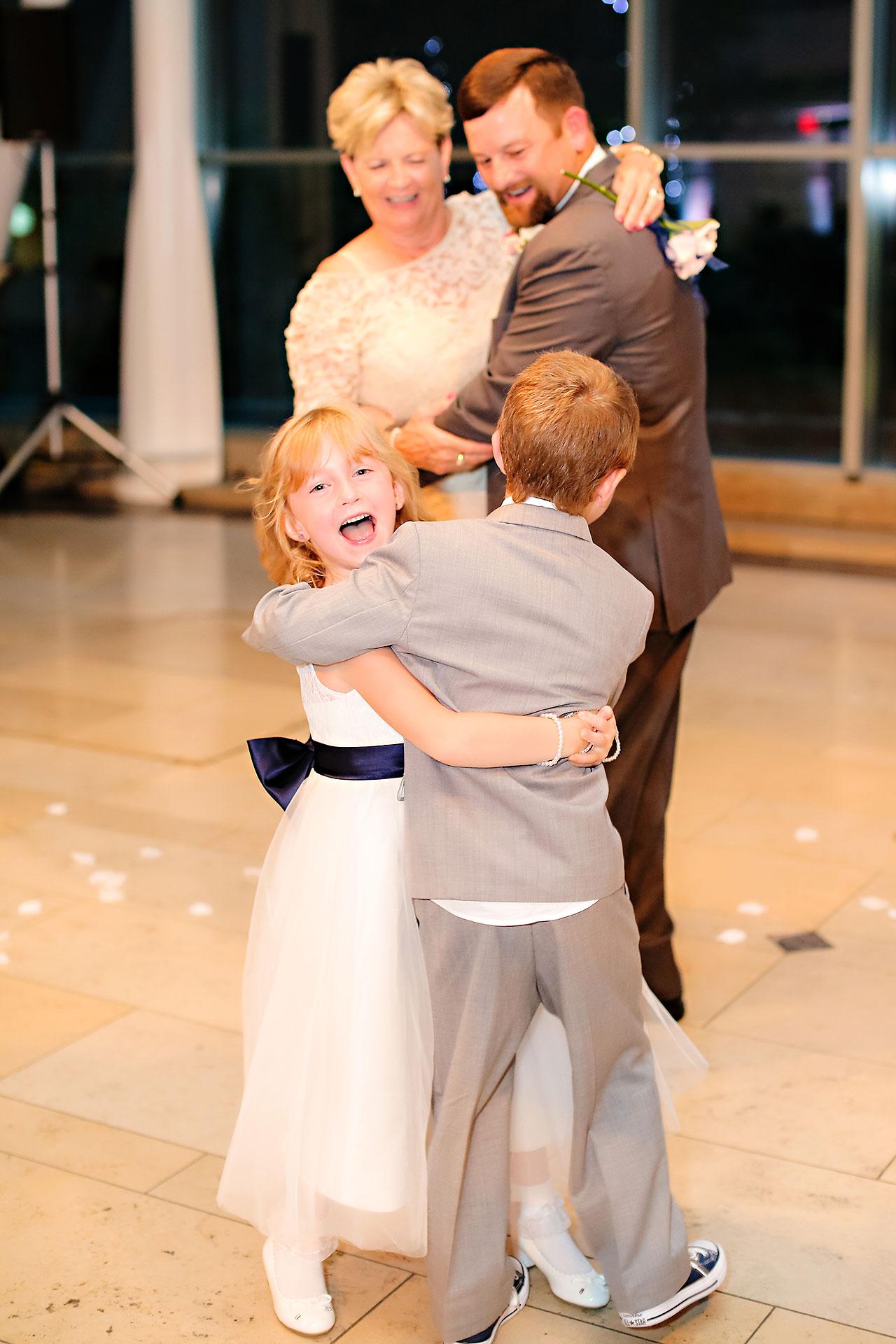 Erin John Artsgarden Indianapolis Wedding 344