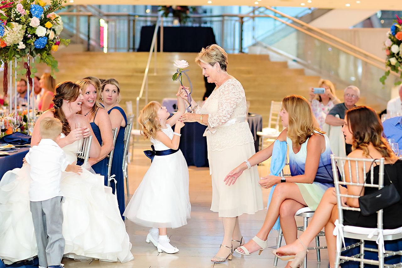 Erin John Artsgarden Indianapolis Wedding 338
