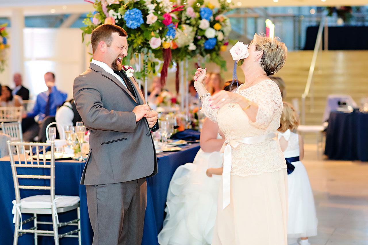 Erin John Artsgarden Indianapolis Wedding 339
