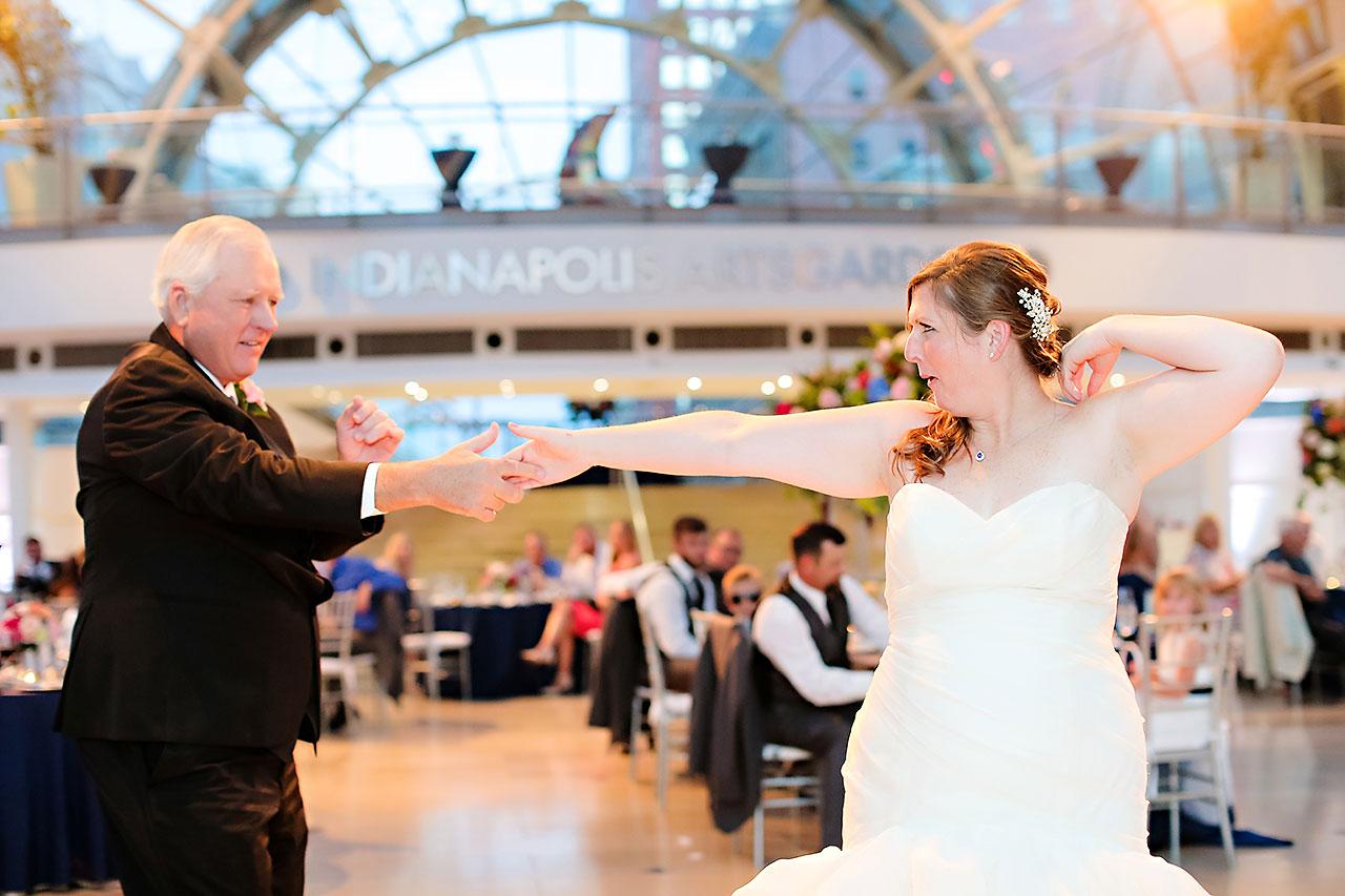 Erin John Artsgarden Indianapolis Wedding 333