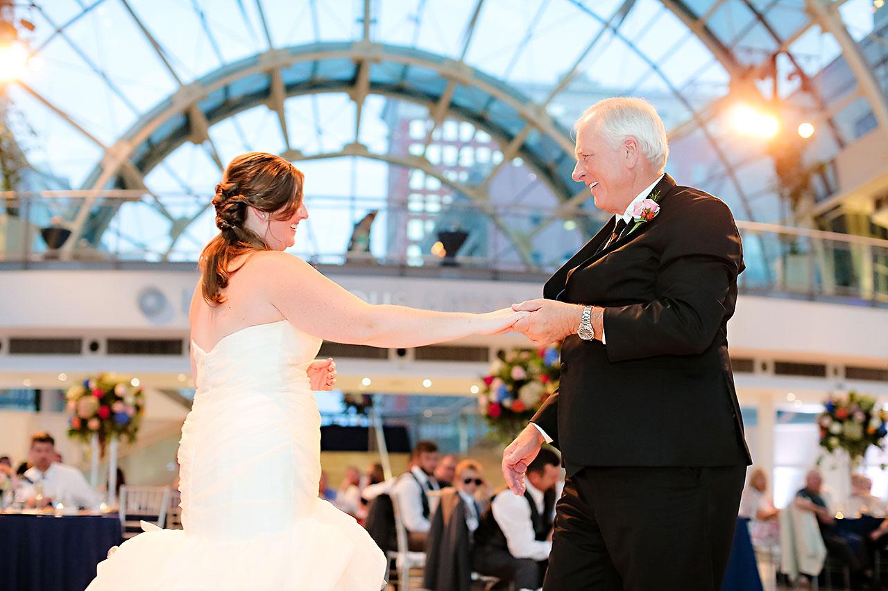 Erin John Artsgarden Indianapolis Wedding 334