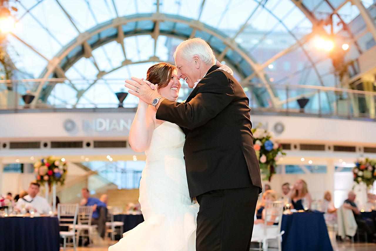 Erin John Artsgarden Indianapolis Wedding 335