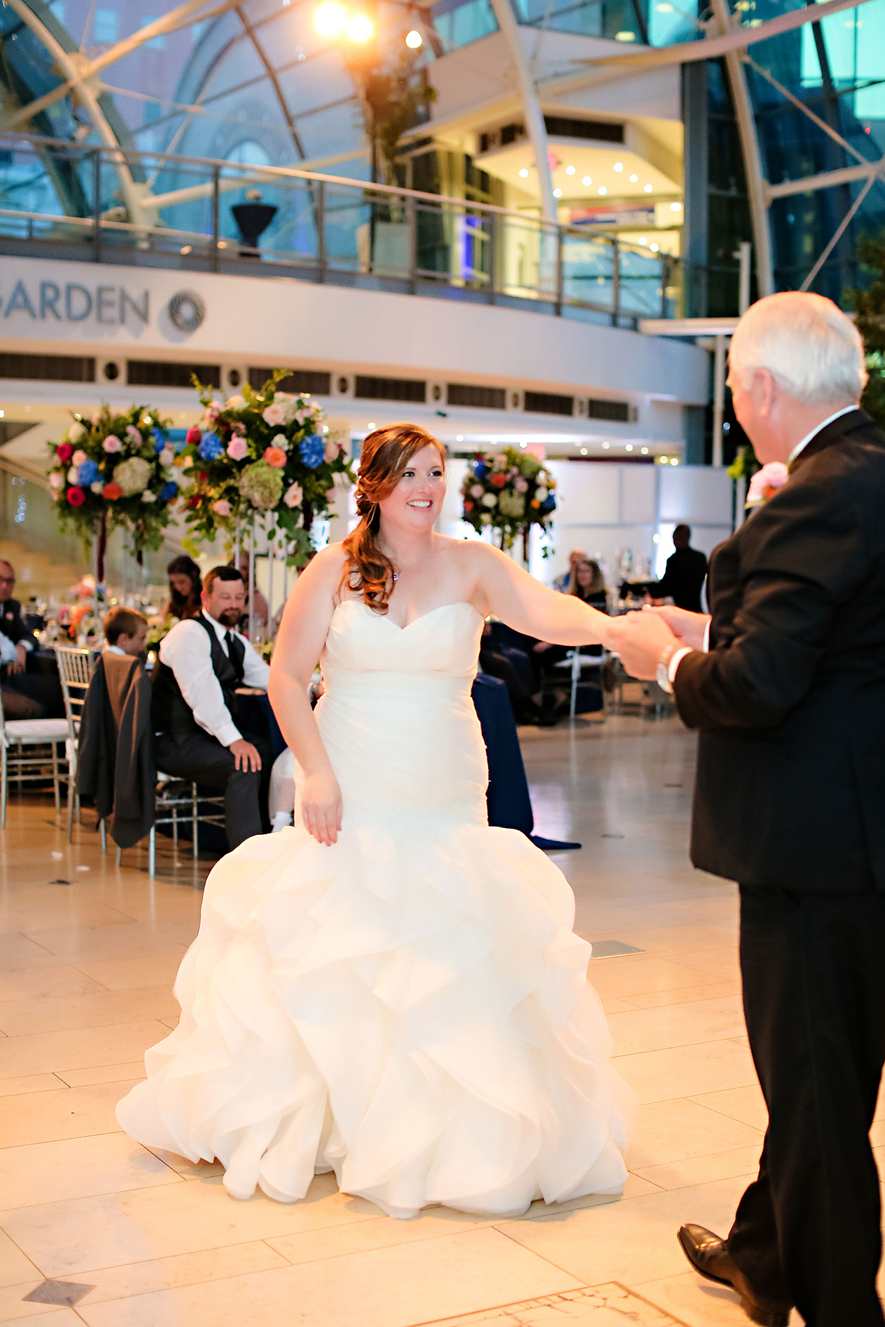 Erin John Artsgarden Indianapolis Wedding 332