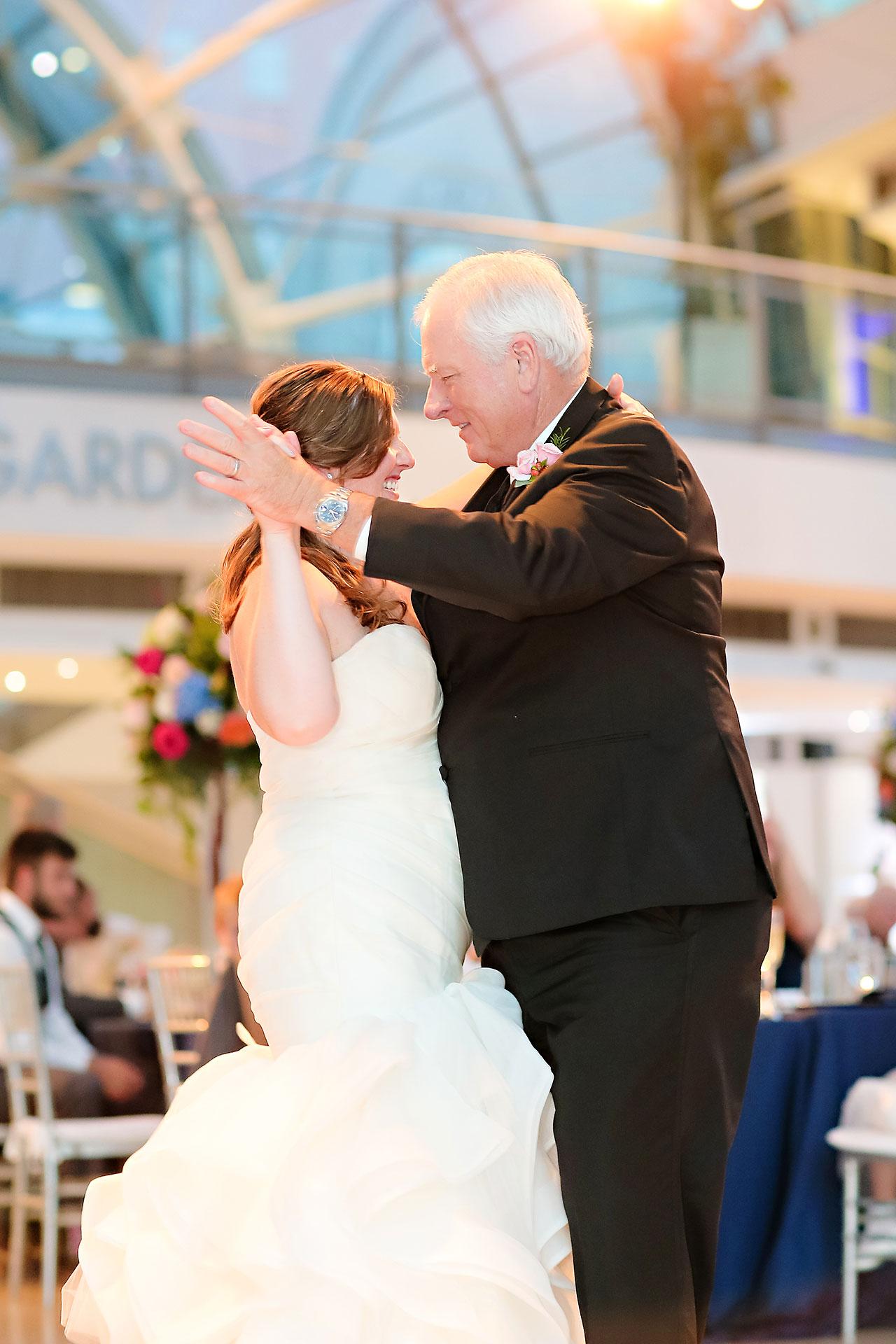 Erin John Artsgarden Indianapolis Wedding 330