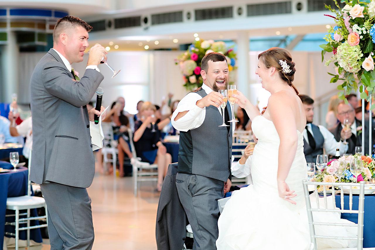 Erin John Artsgarden Indianapolis Wedding 320