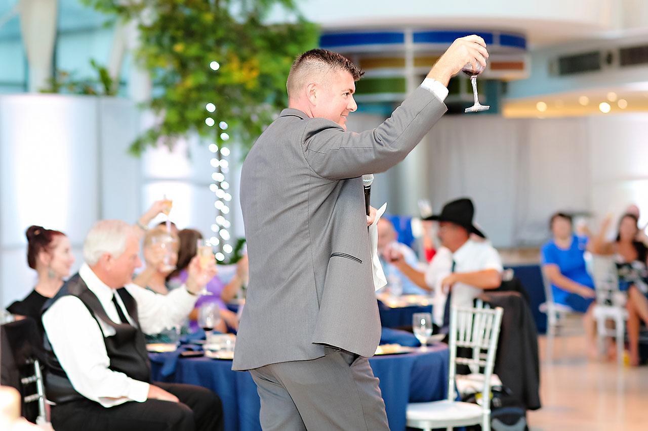 Erin John Artsgarden Indianapolis Wedding 318