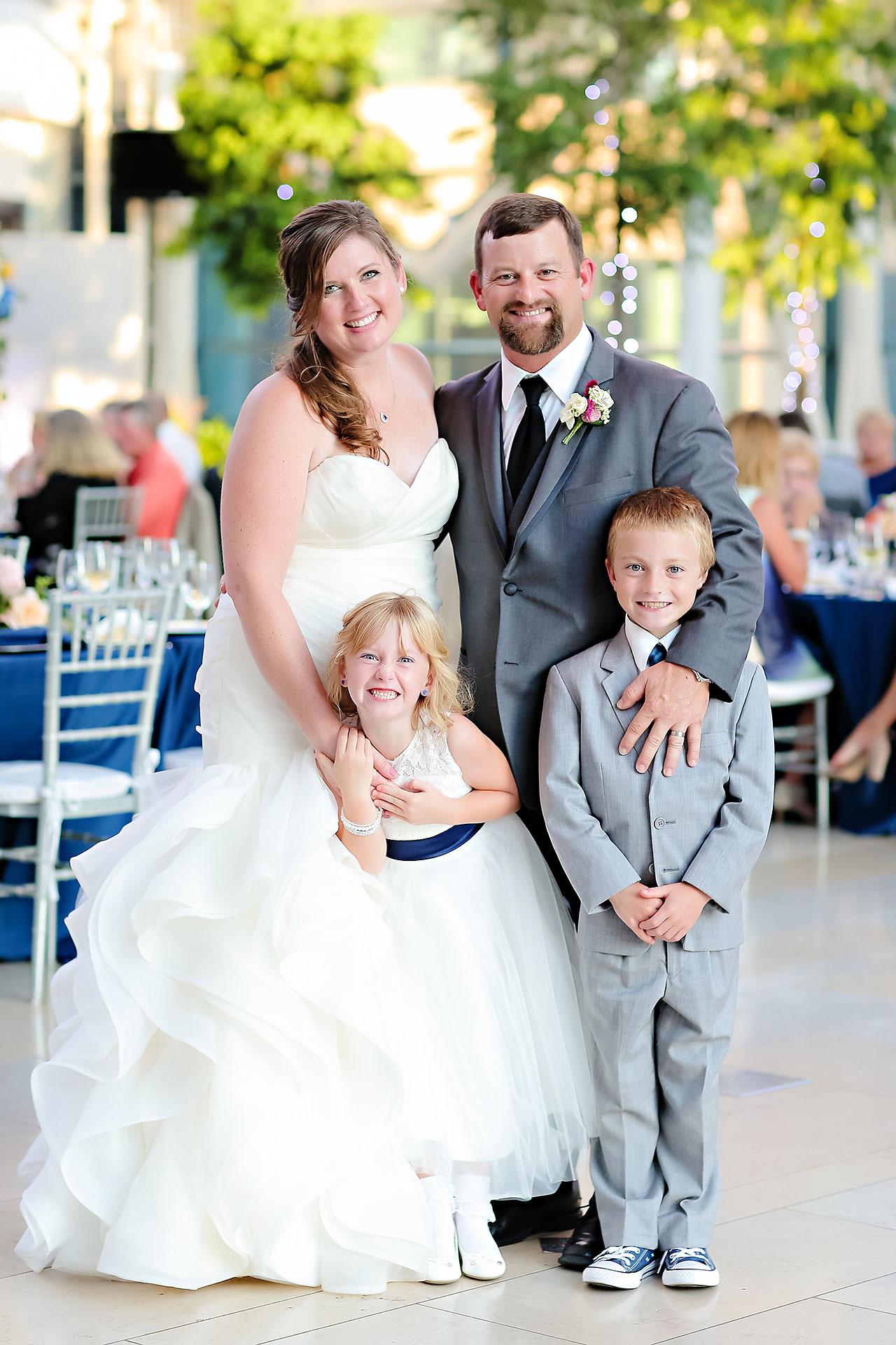 Erin John Artsgarden Indianapolis Wedding 313