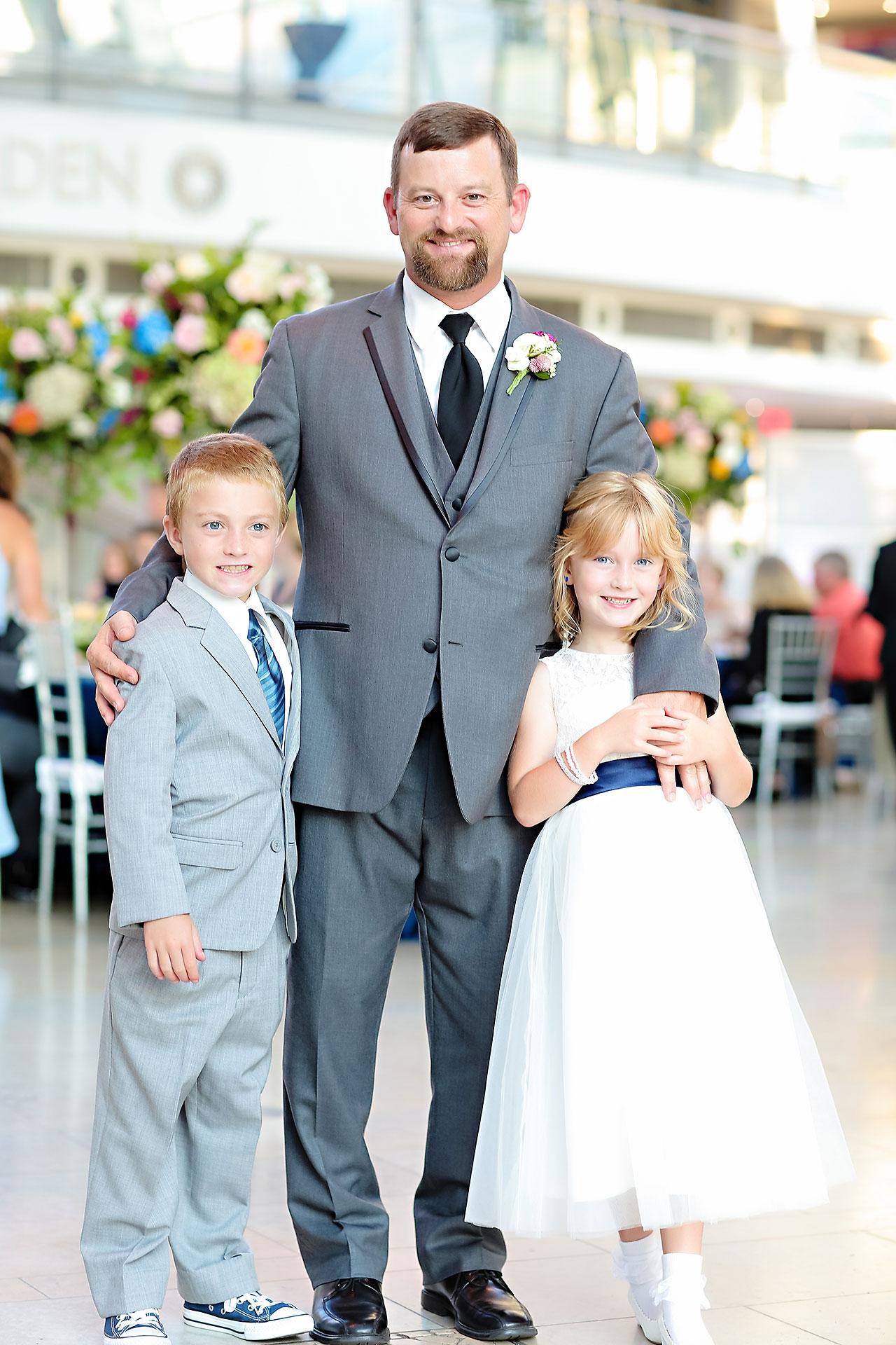 Erin John Artsgarden Indianapolis Wedding 311