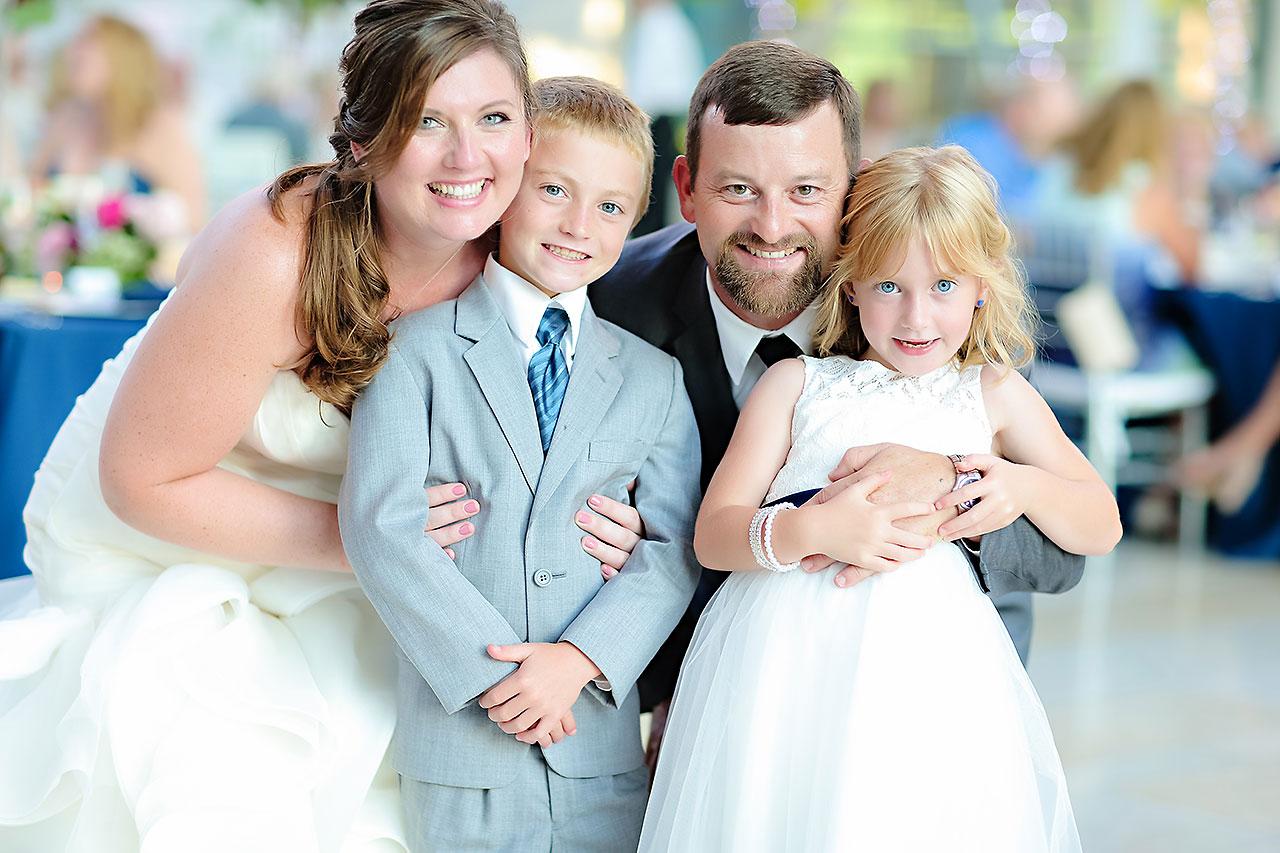 Erin John Artsgarden Indianapolis Wedding 307