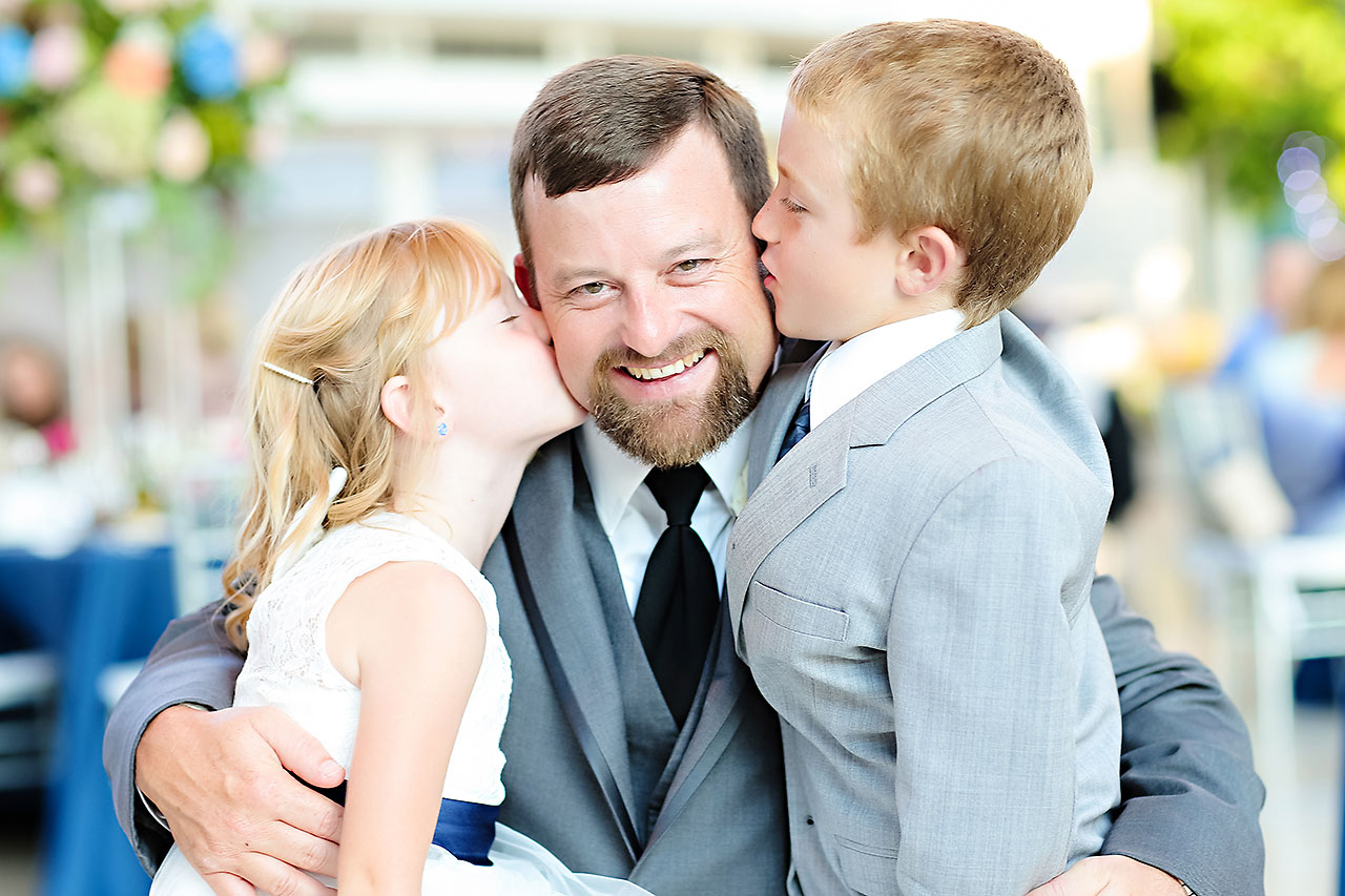 Erin John Artsgarden Indianapolis Wedding 308