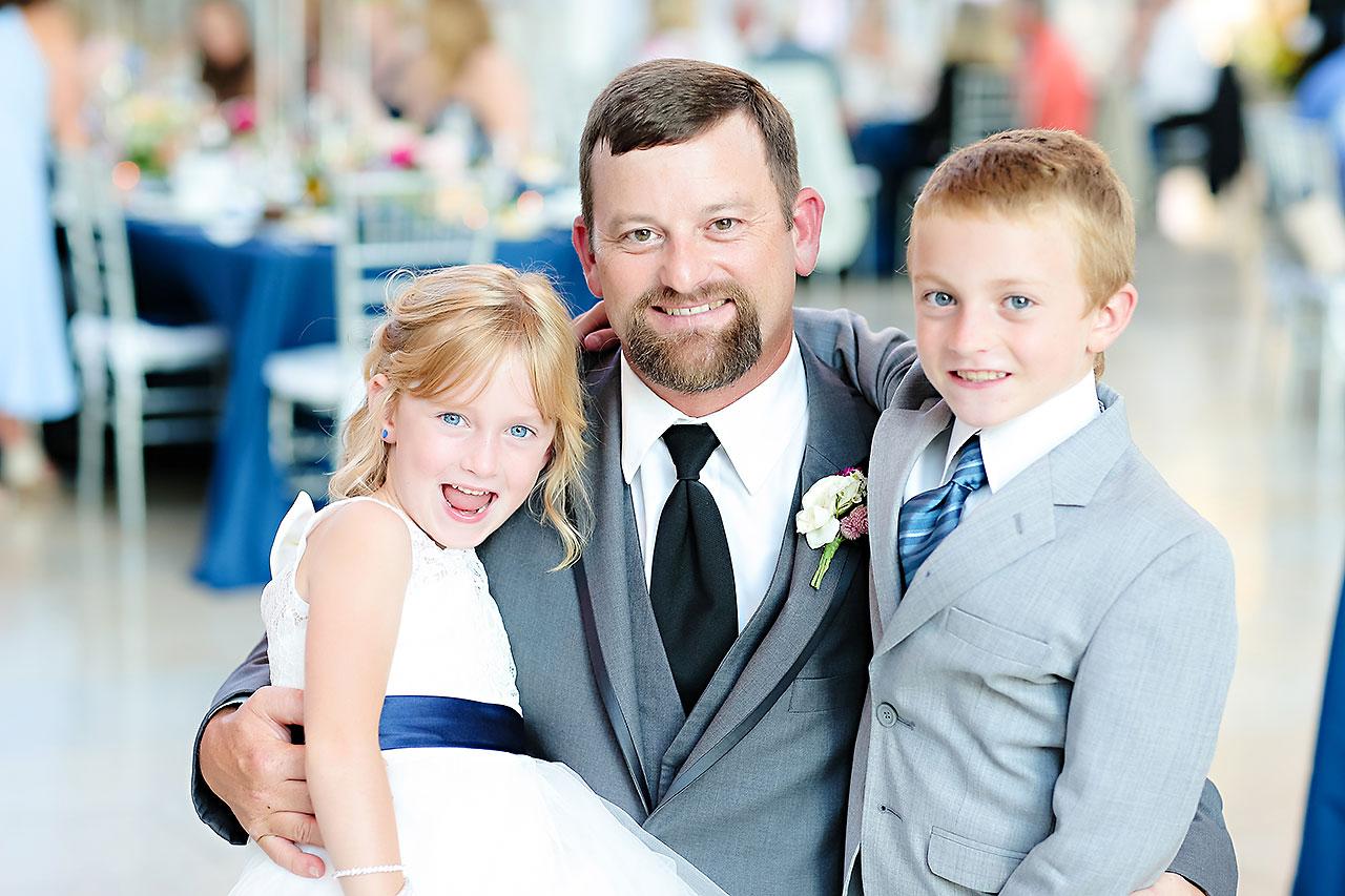 Erin John Artsgarden Indianapolis Wedding 305