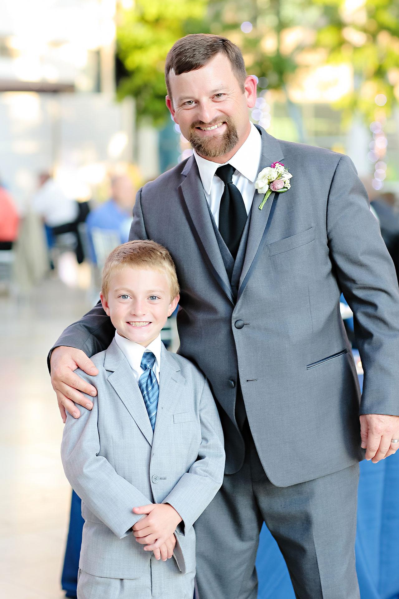 Erin John Artsgarden Indianapolis Wedding 297