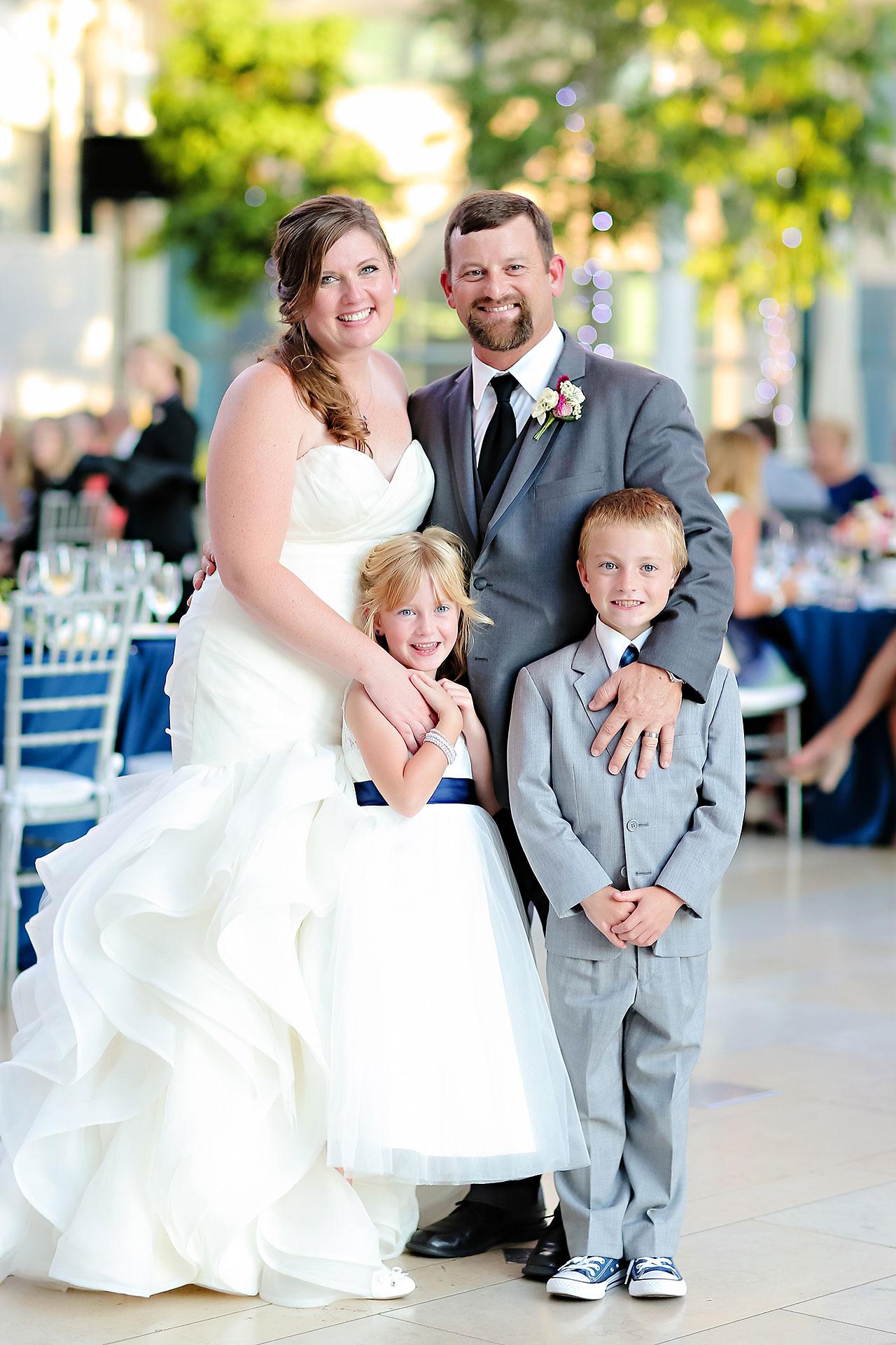 Erin John Artsgarden Indianapolis Wedding 298
