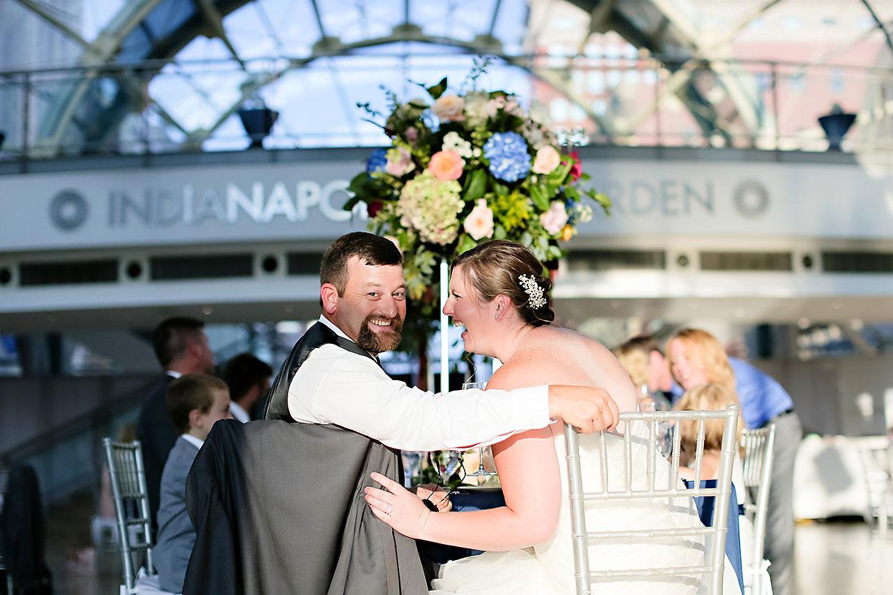 Erin John Artsgarden Indianapolis Wedding 294