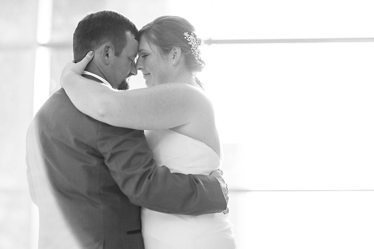 Erin John Artsgarden Indianapolis Wedding 292