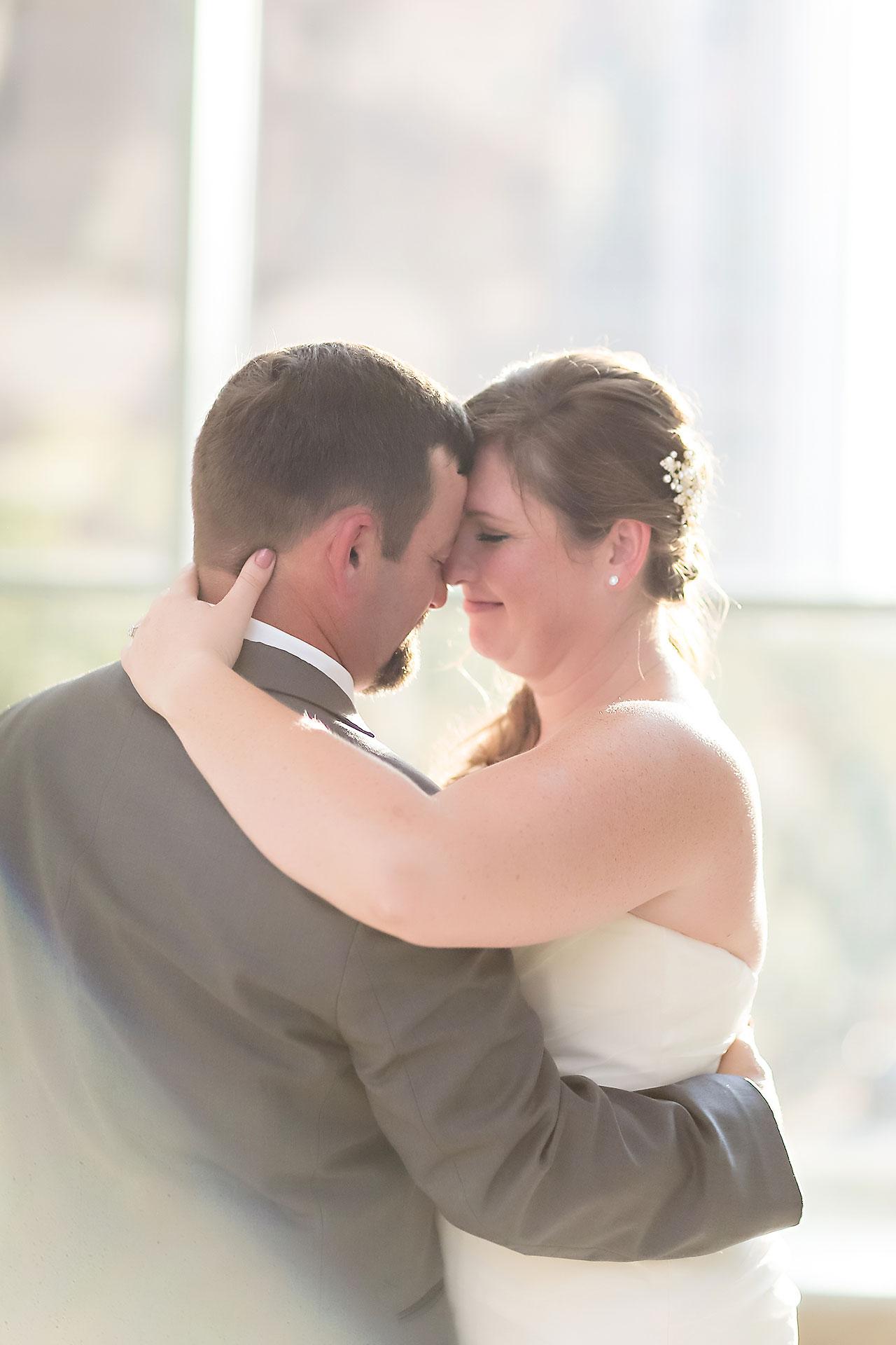 Erin John Artsgarden Indianapolis Wedding 290
