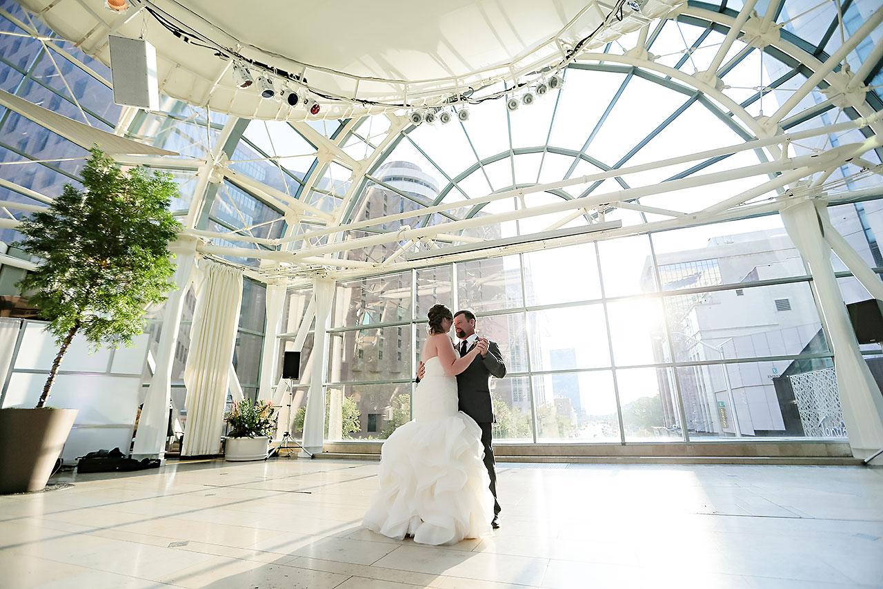 Erin John Artsgarden Indianapolis Wedding 285