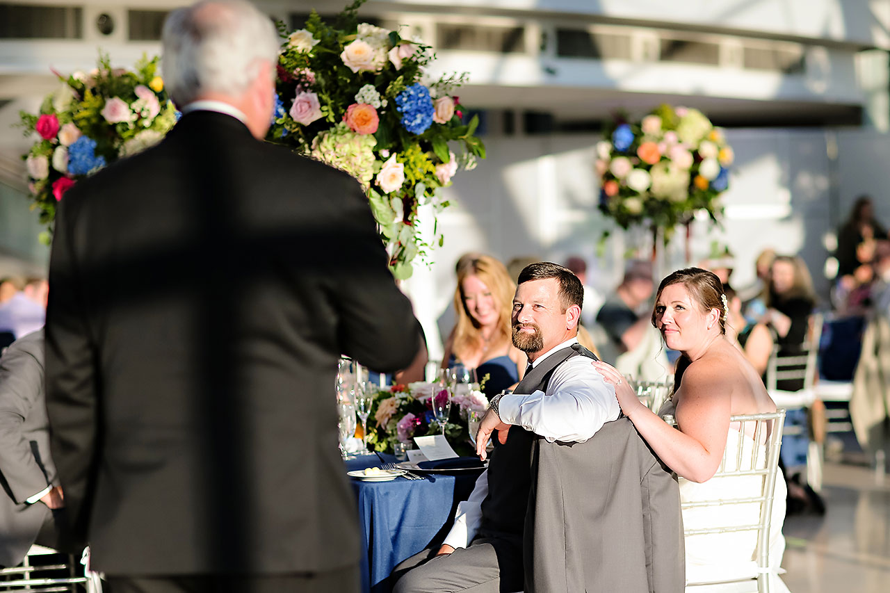 Erin John Artsgarden Indianapolis Wedding 279