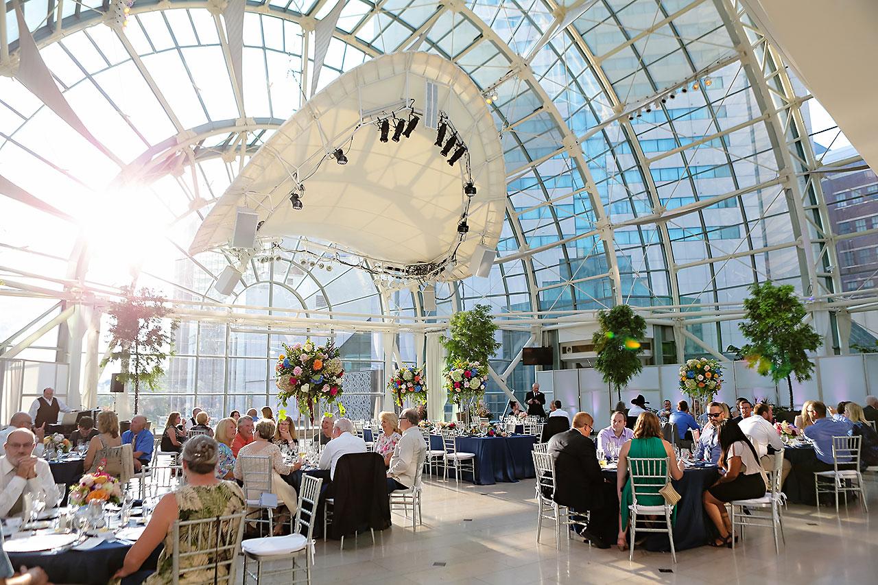 Erin John Artsgarden Indianapolis Wedding 275