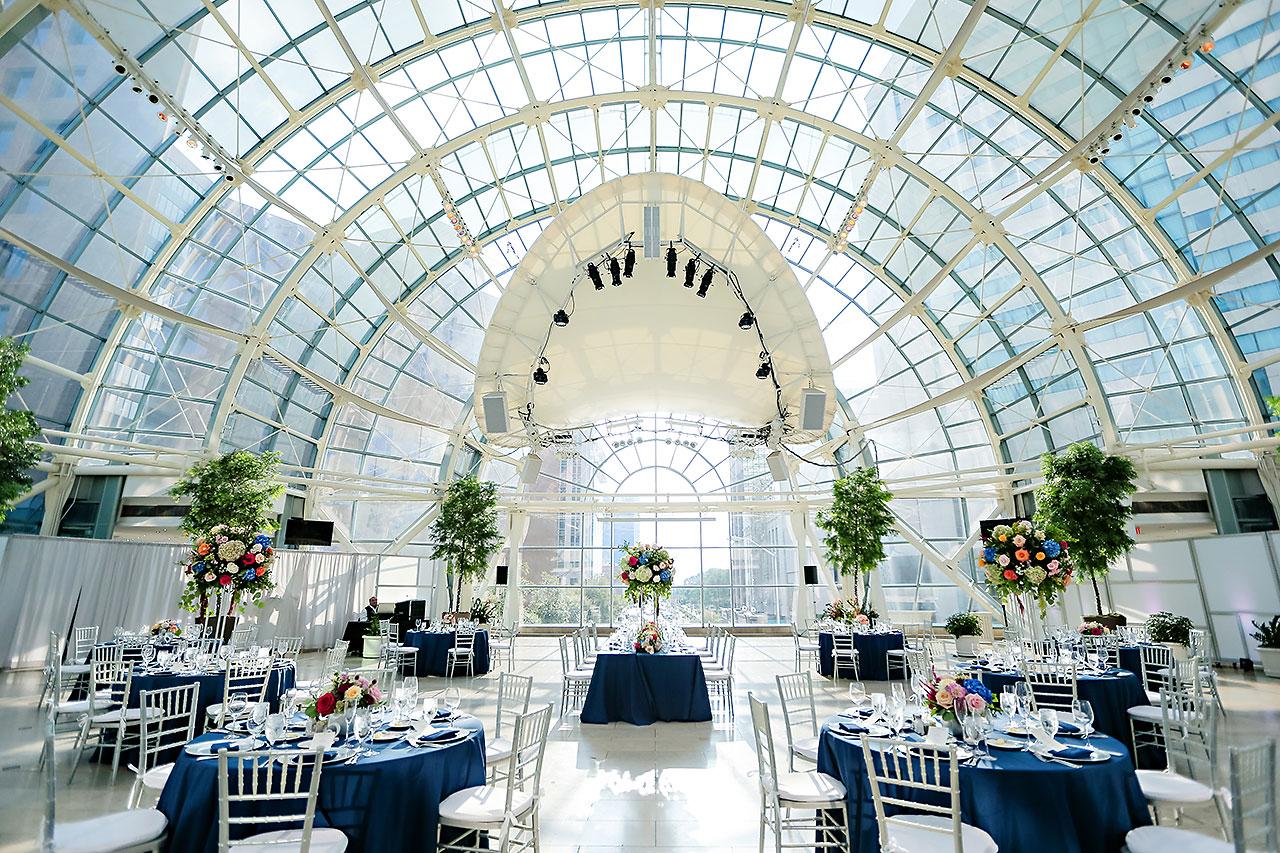 Erin John Artsgarden Indianapolis Wedding 271