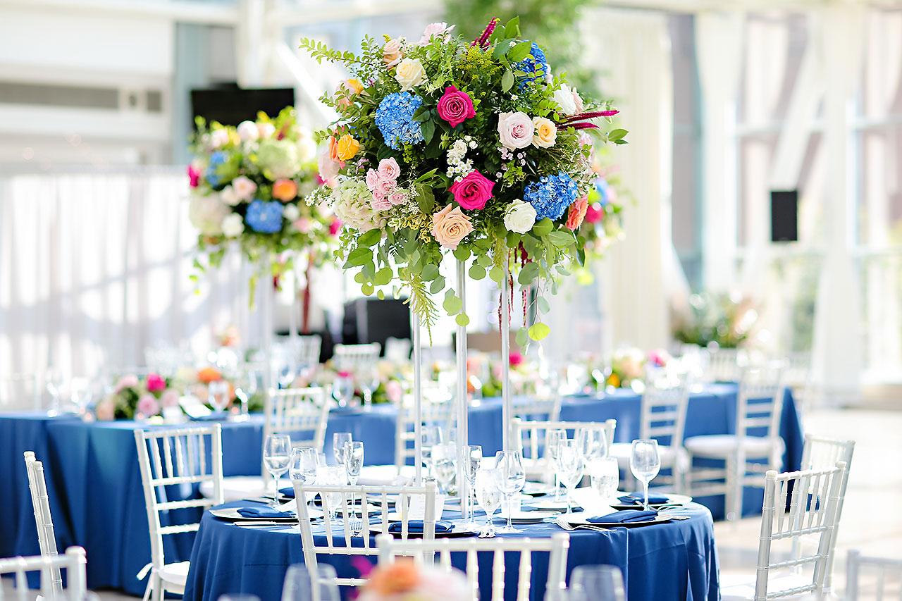 Erin John Artsgarden Indianapolis Wedding 267