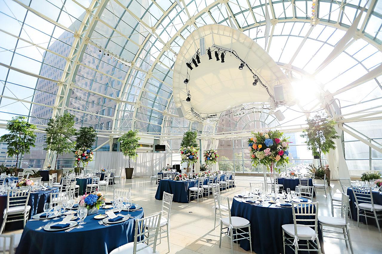 Erin John Artsgarden Indianapolis Wedding 258