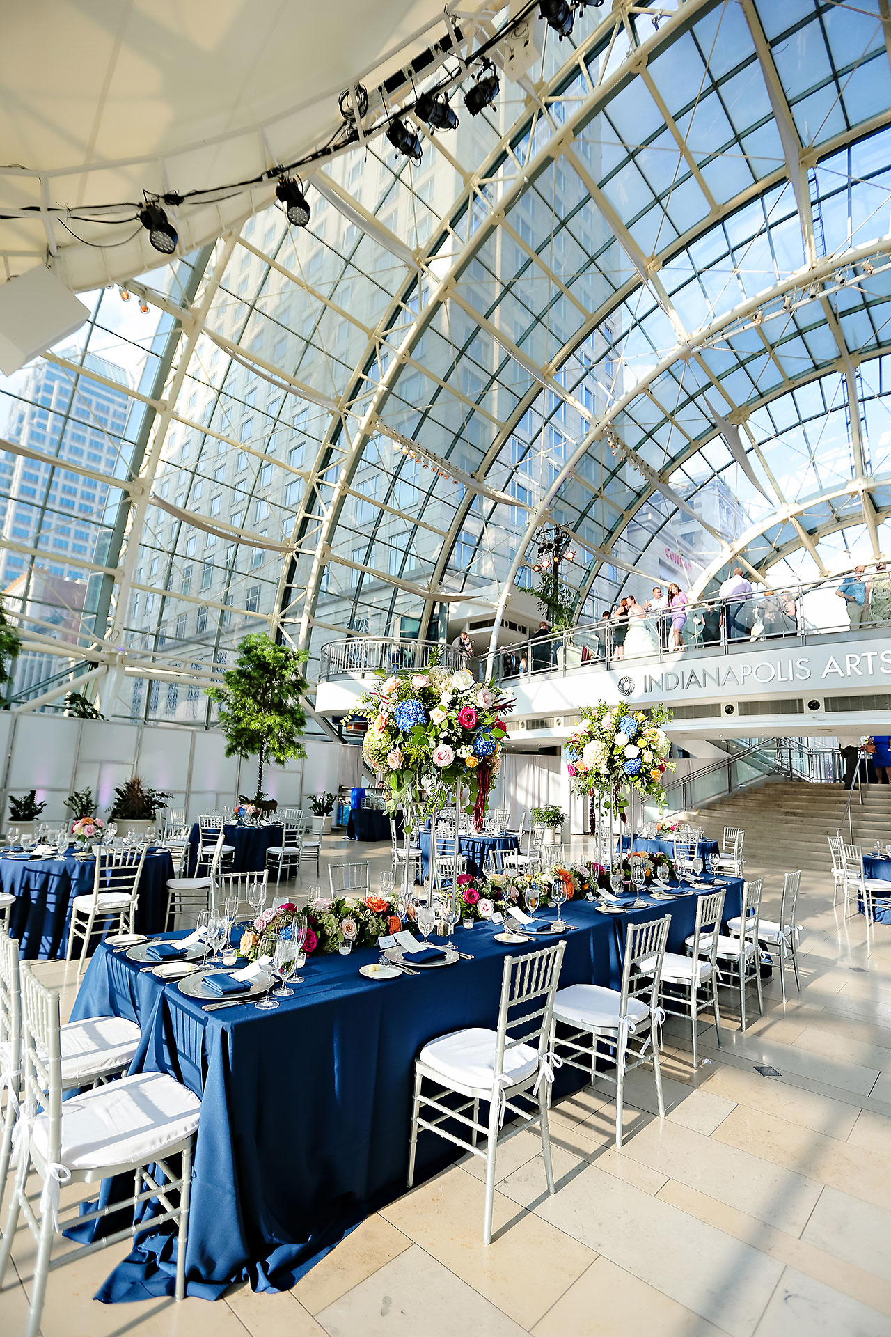 Erin John Artsgarden Indianapolis Wedding 253
