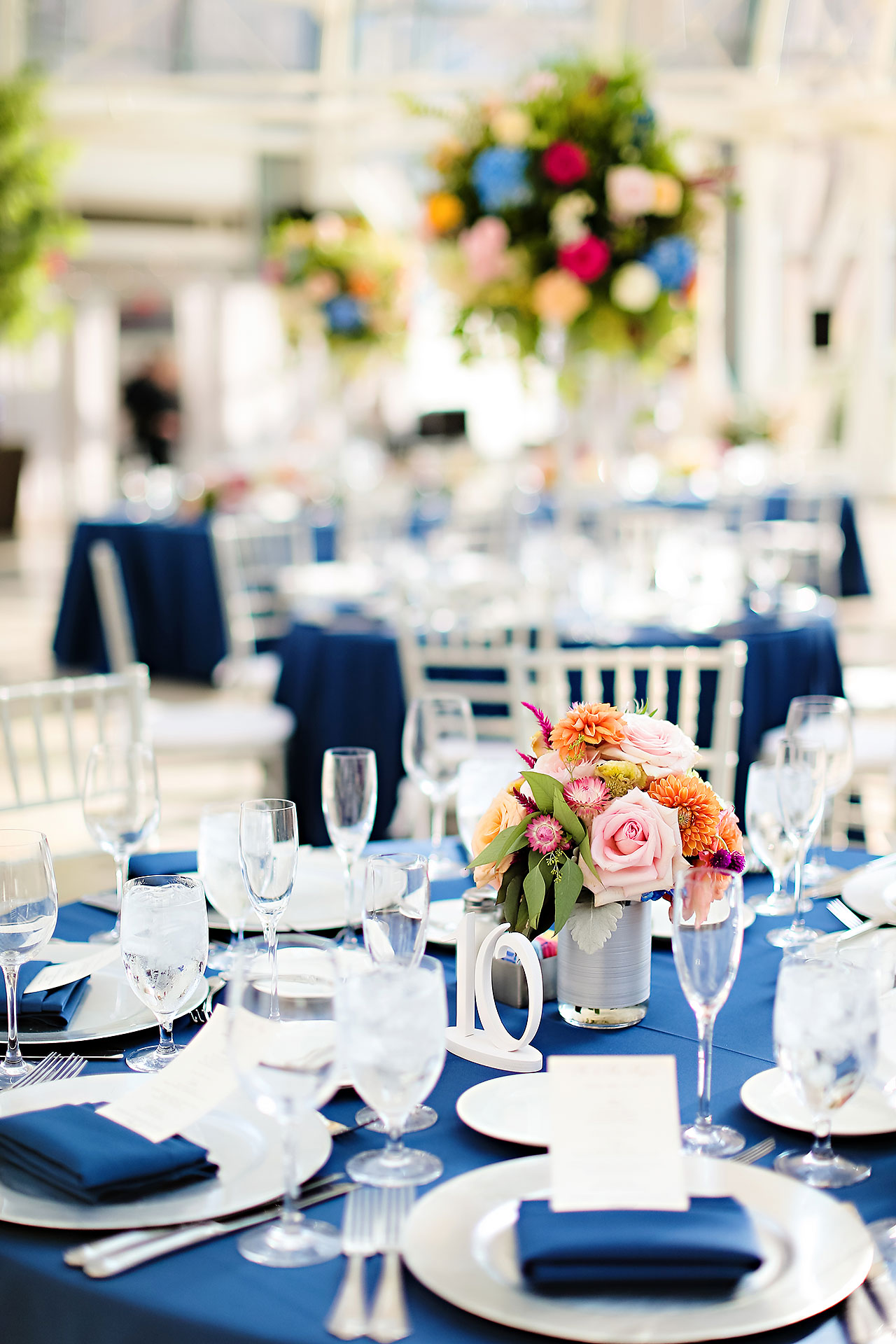 Erin John Artsgarden Indianapolis Wedding 251