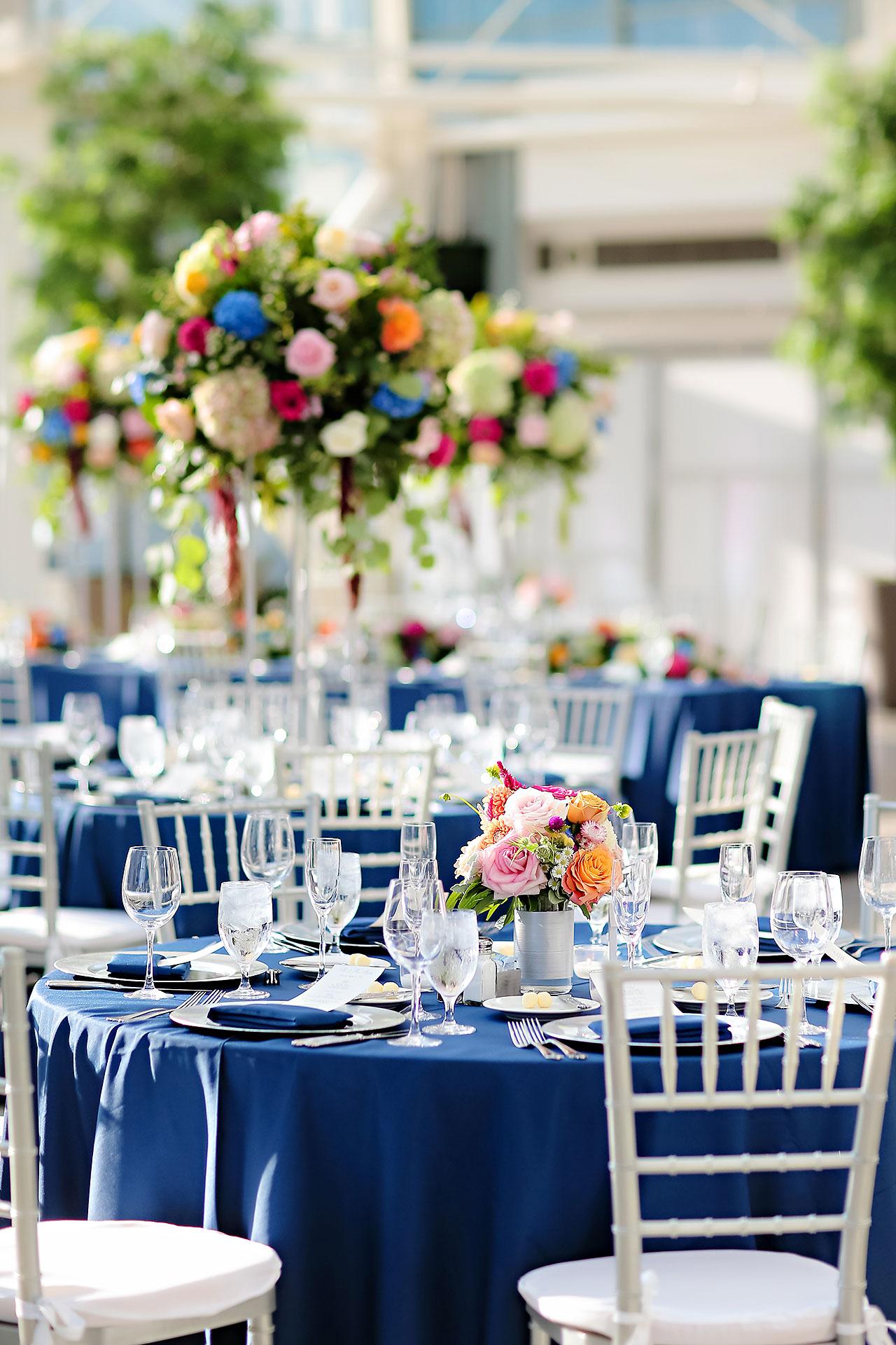 Erin John Artsgarden Indianapolis Wedding 247