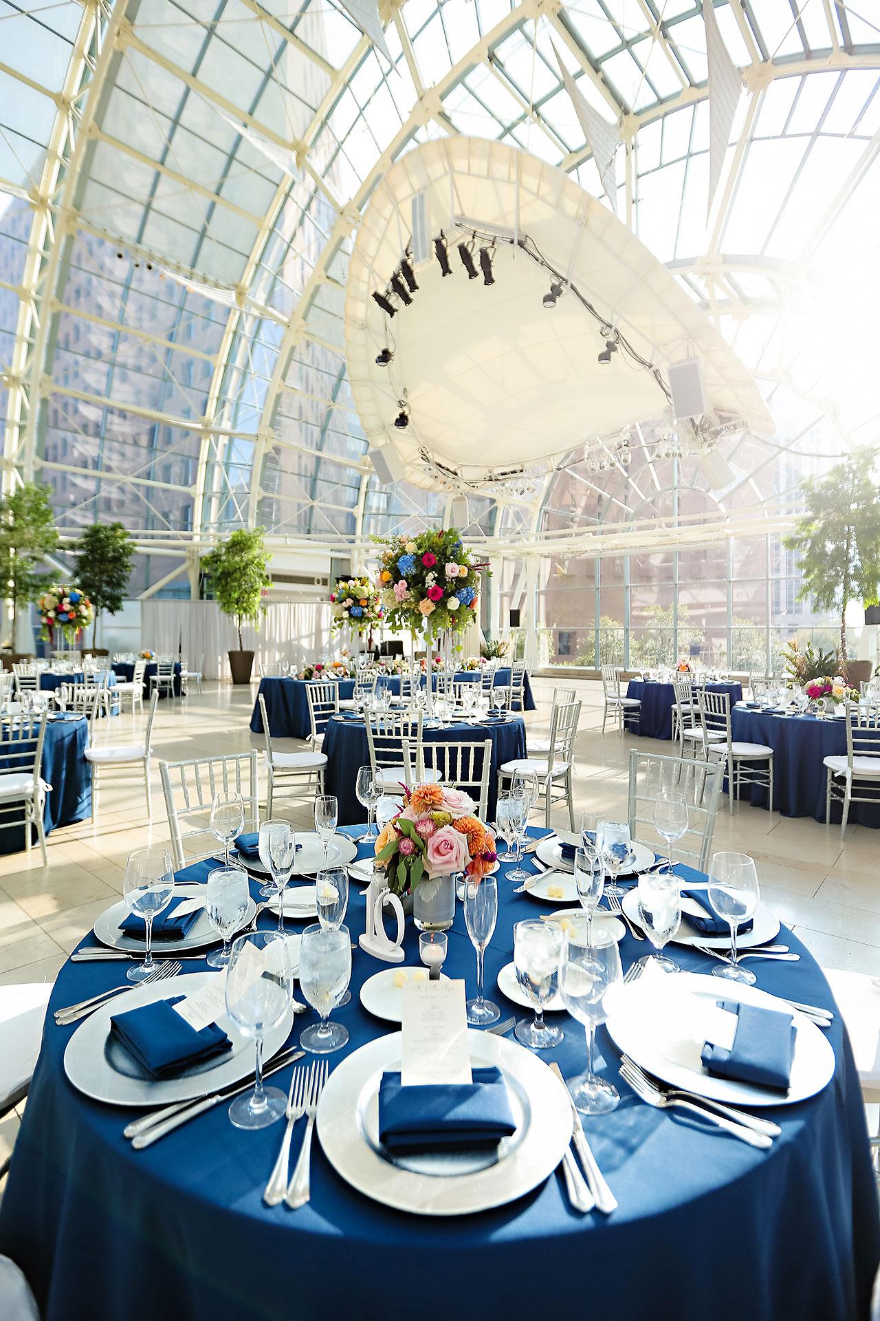 Erin John Artsgarden Indianapolis Wedding 243