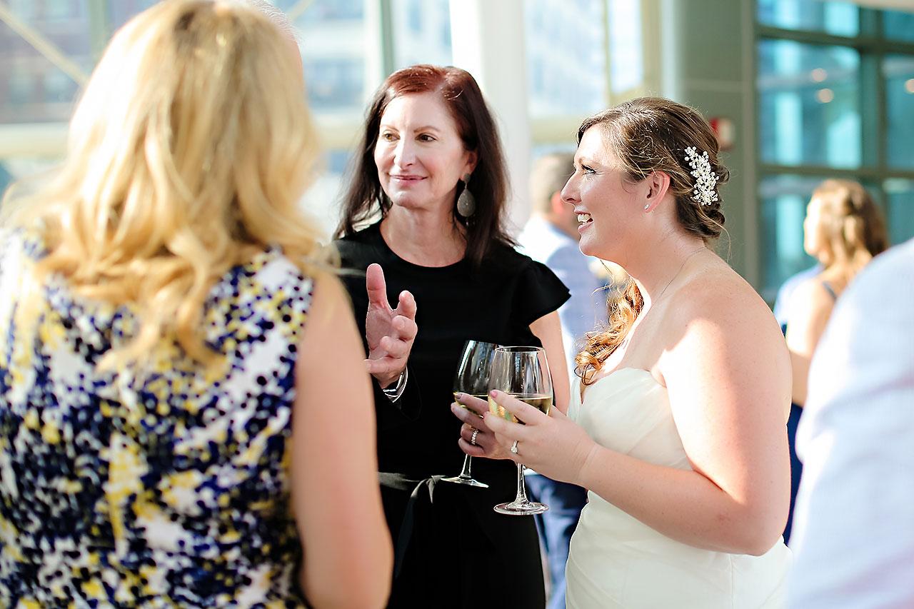 Erin John Artsgarden Indianapolis Wedding 242