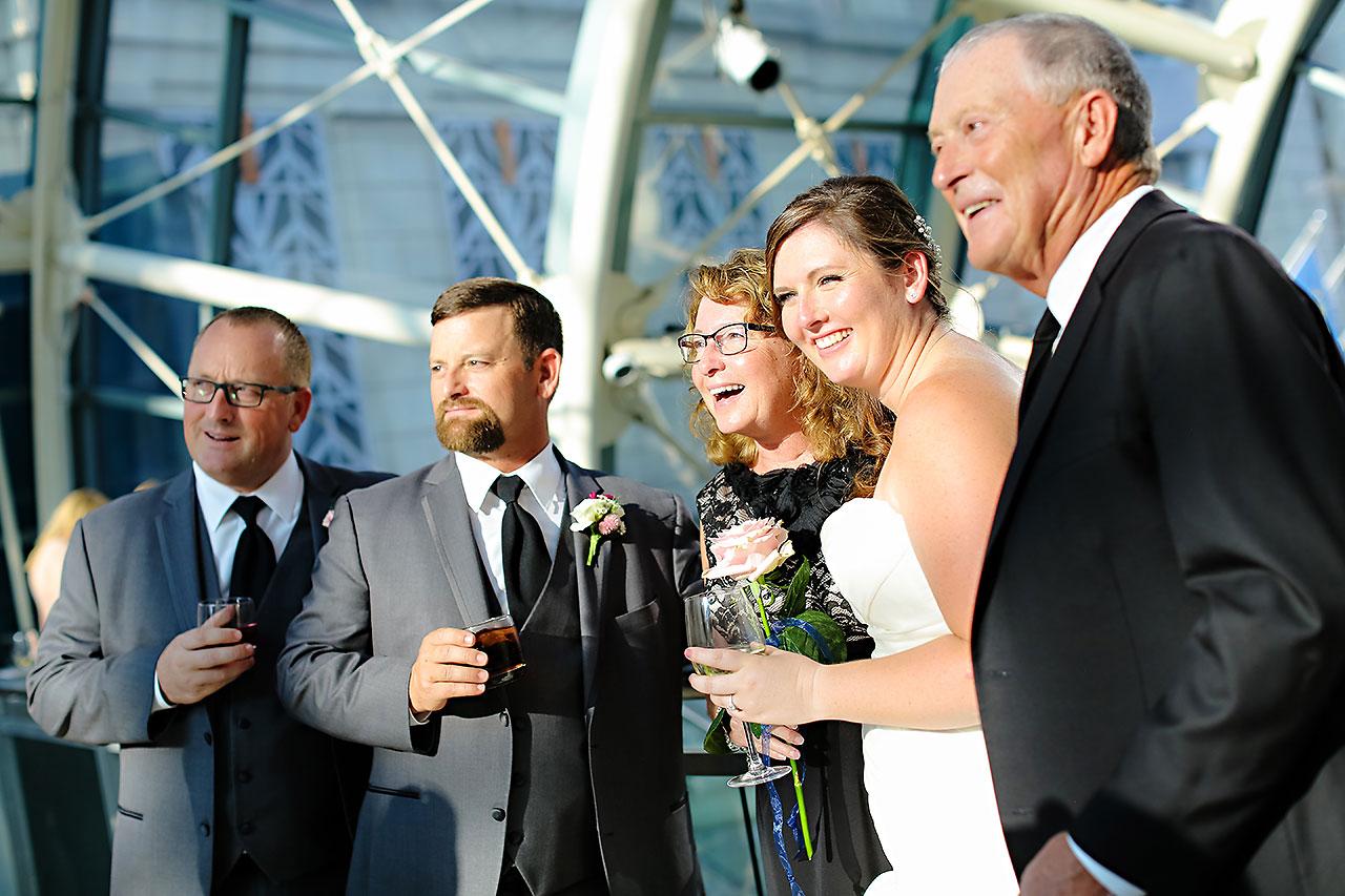 Erin John Artsgarden Indianapolis Wedding 239