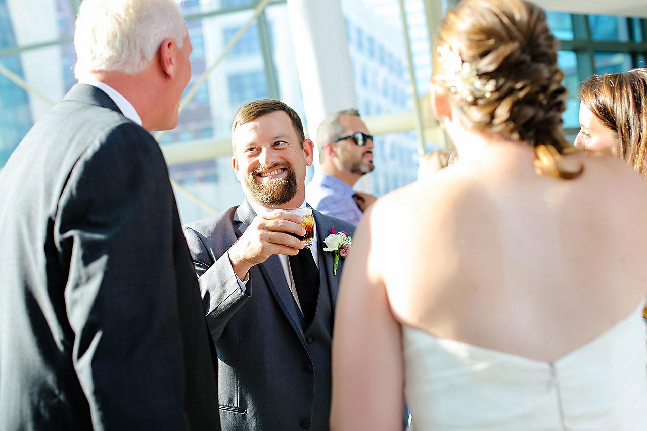 Erin John Artsgarden Indianapolis Wedding 236