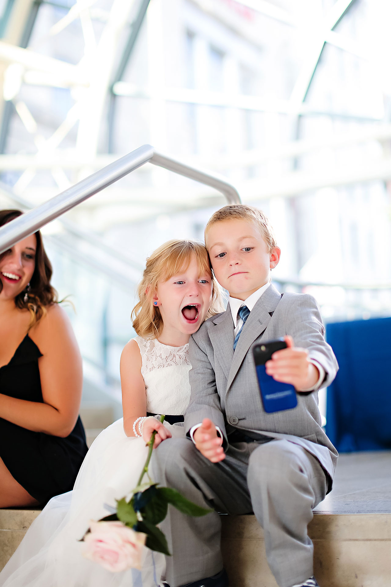 Erin John Artsgarden Indianapolis Wedding 233