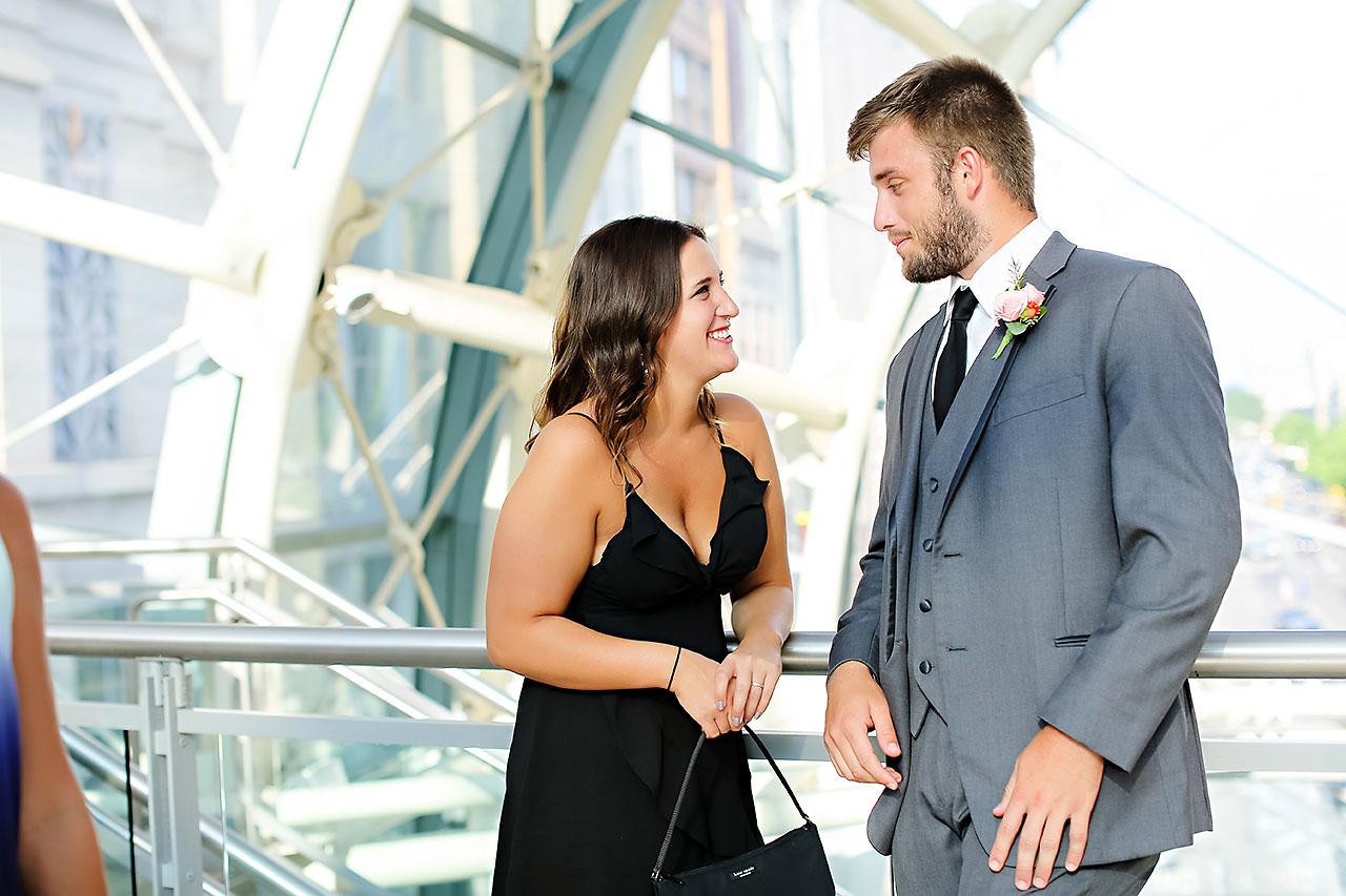 Erin John Artsgarden Indianapolis Wedding 234
