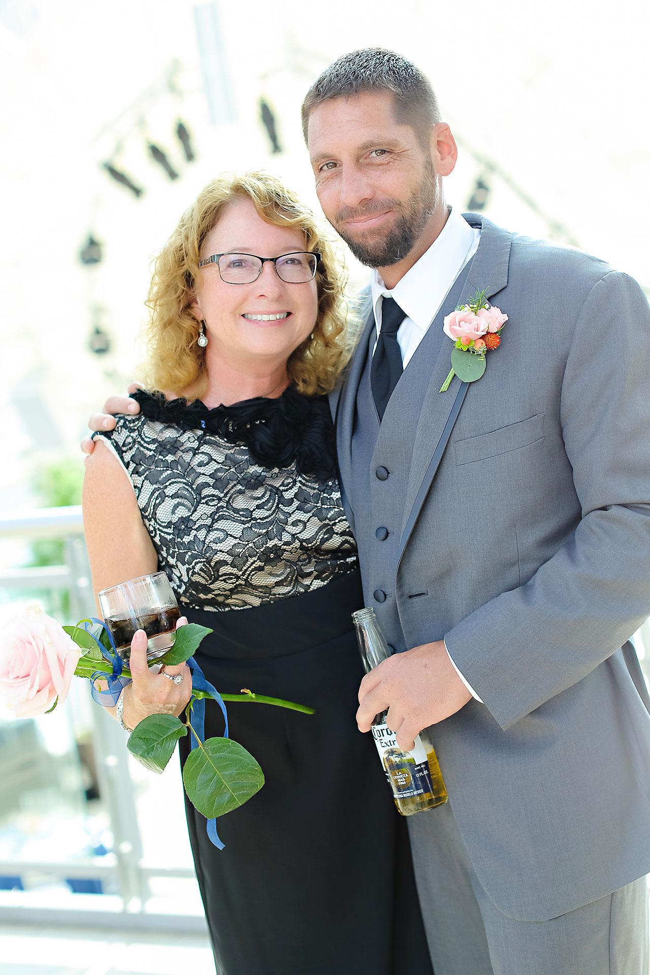 Erin John Artsgarden Indianapolis Wedding 227