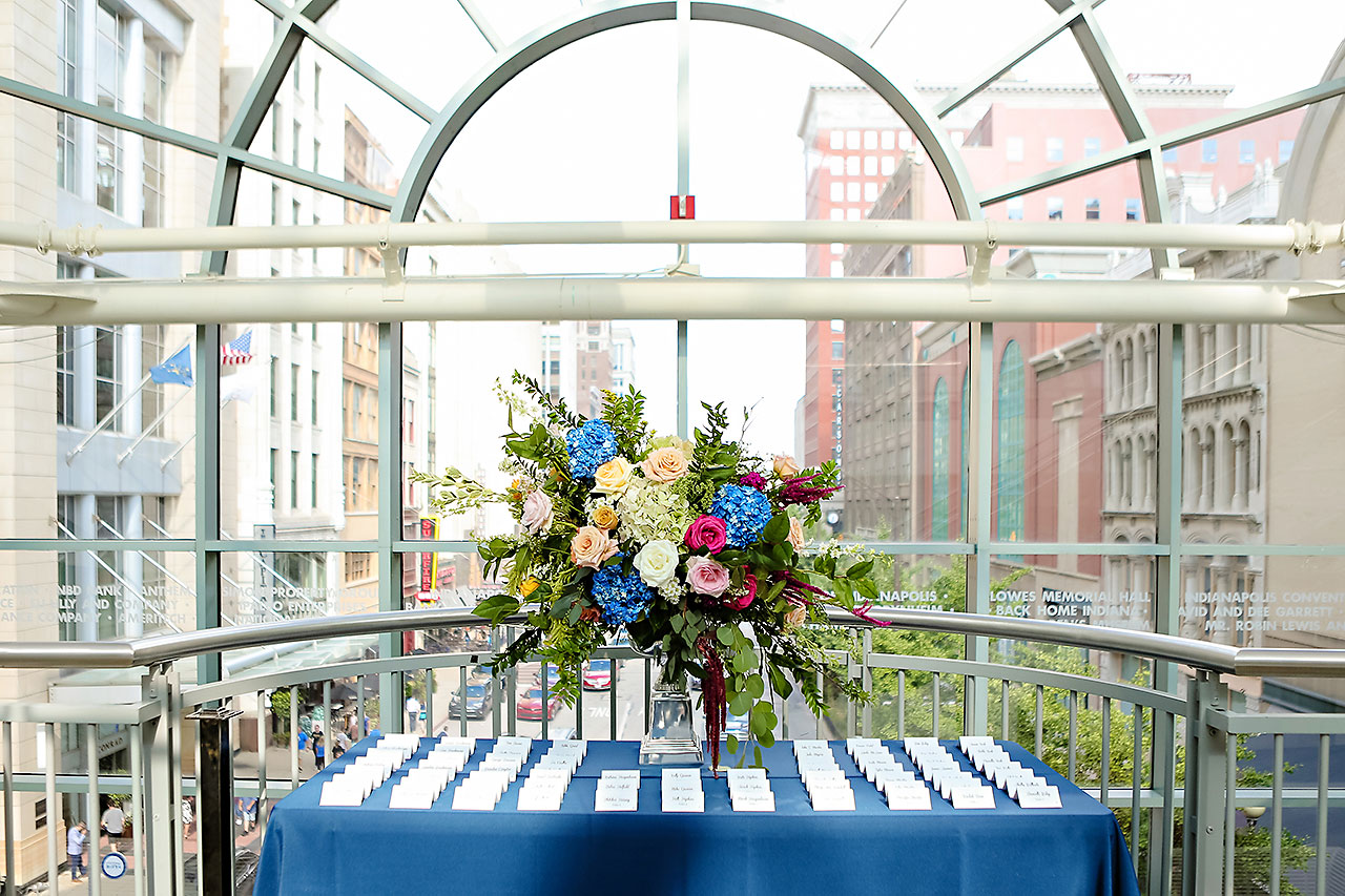 Erin John Artsgarden Indianapolis Wedding 221