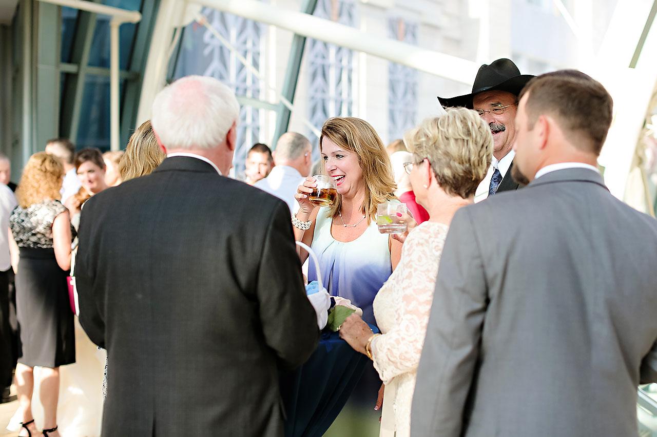 Erin John Artsgarden Indianapolis Wedding 223