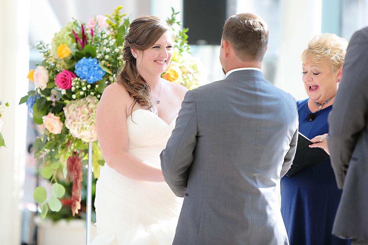 Erin John Artsgarden Indianapolis Wedding 210