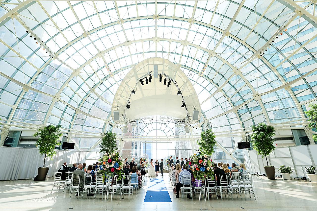Erin John Artsgarden Indianapolis Wedding 209