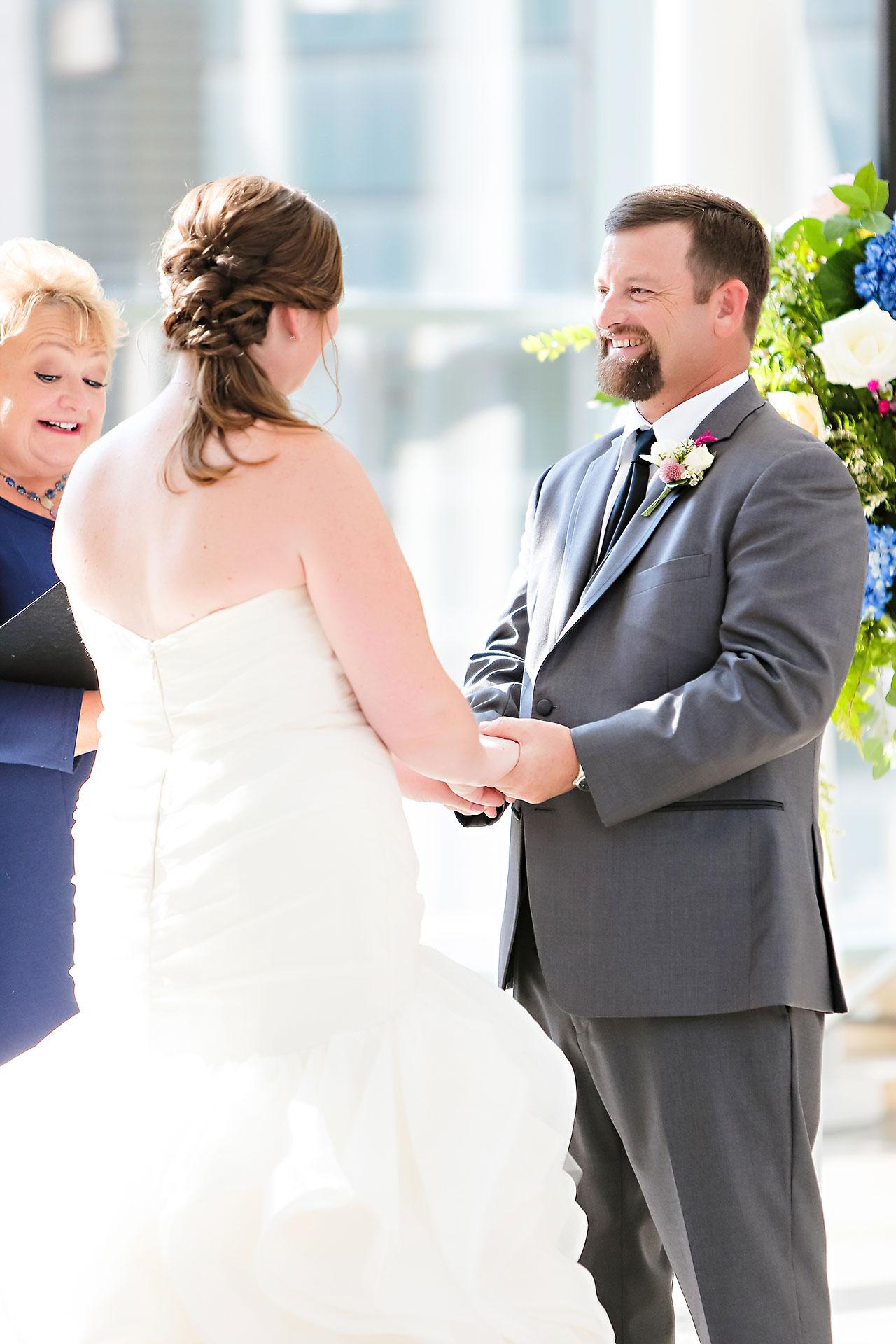 Erin John Artsgarden Indianapolis Wedding 207