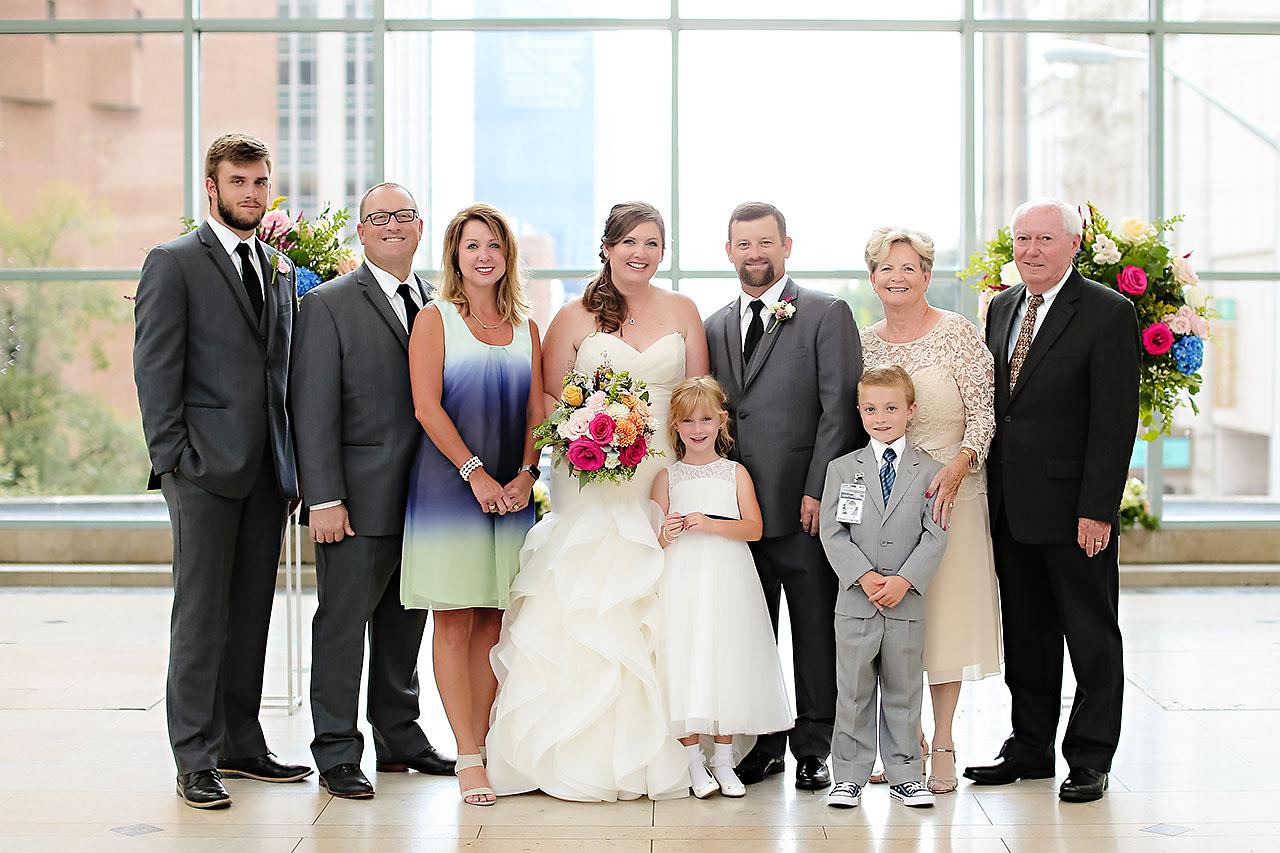 Erin John Artsgarden Indianapolis Wedding 185