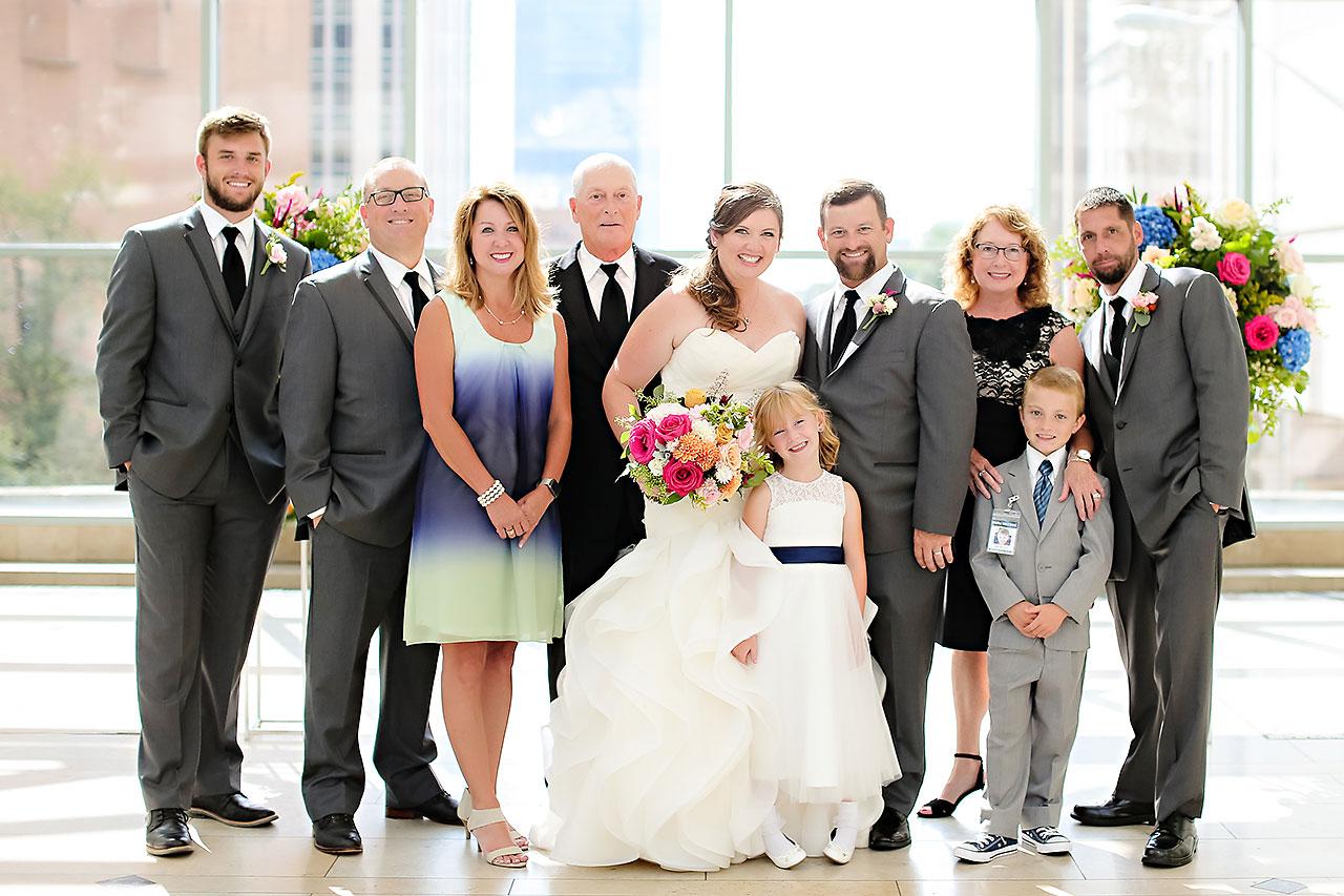 Erin John Artsgarden Indianapolis Wedding 186