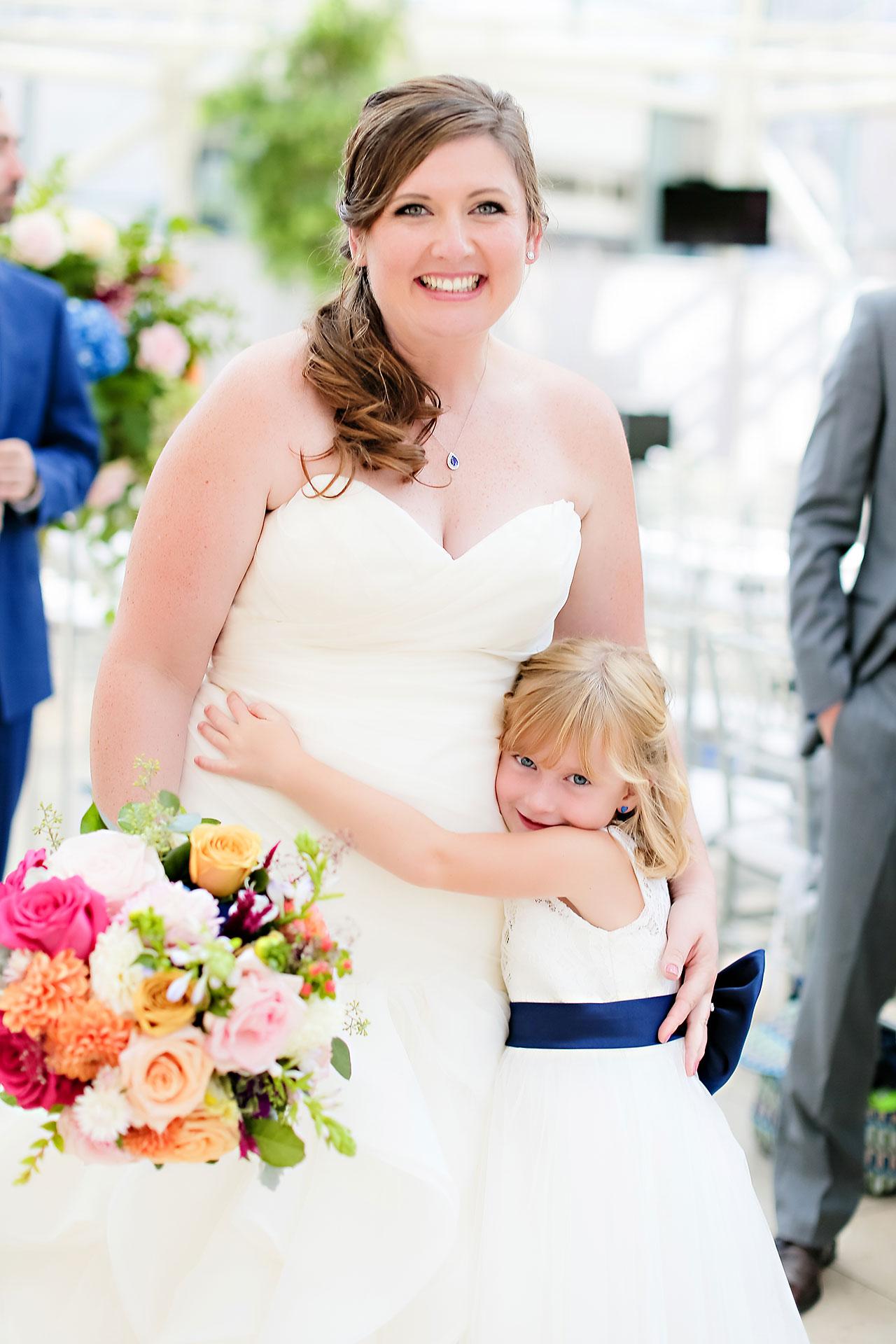 Erin John Artsgarden Indianapolis Wedding 176